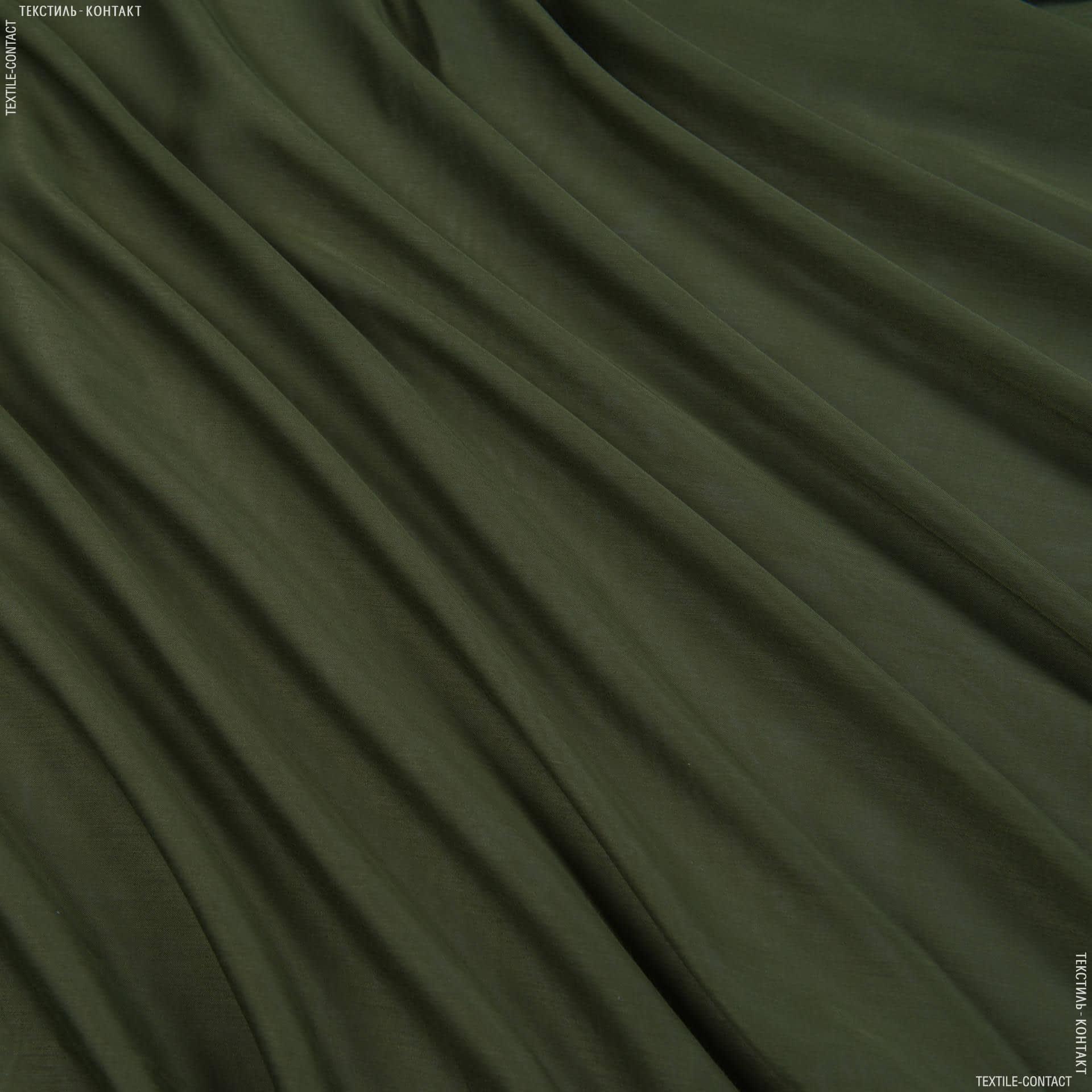 Ткани гардинные ткани - Тюль батист  морела  мох