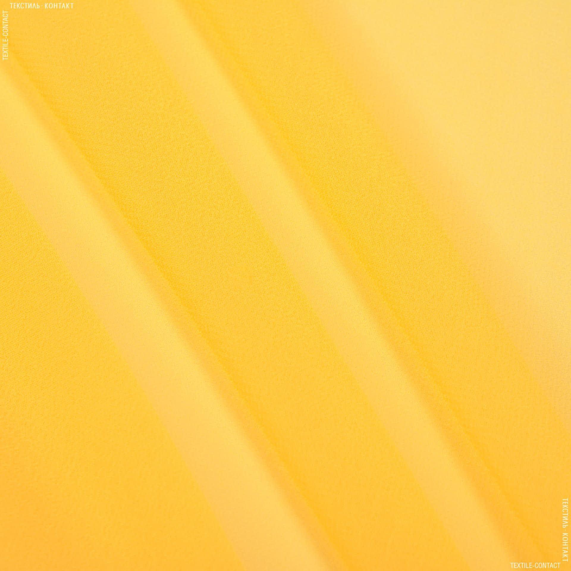 Тканини для хусток та бандан - Шифон мульті жовтий