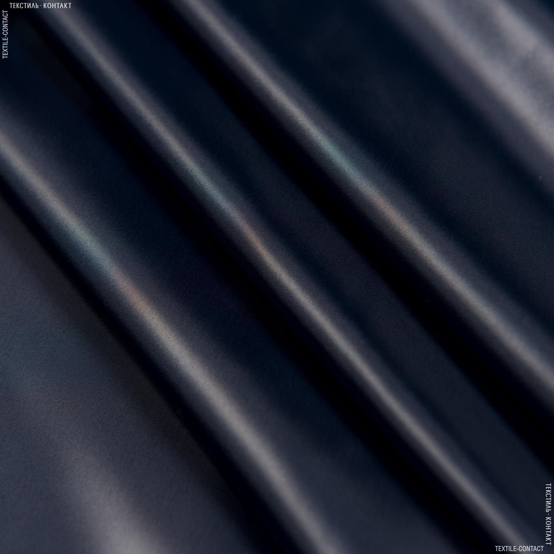 Ткани для палаток - Плащевая руби лаке темно-синий
