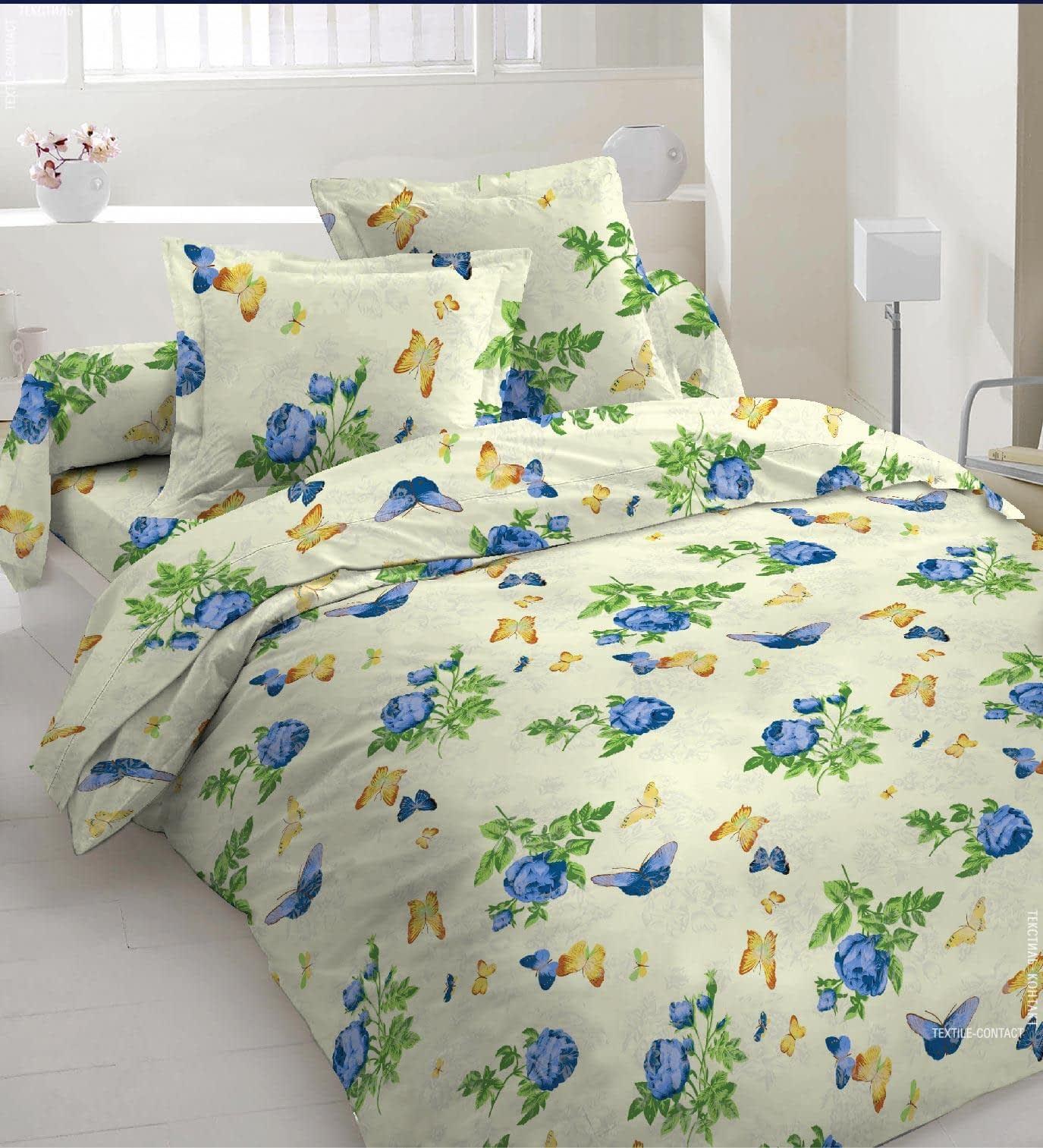 Ткани для постельного белья - Бязь  набивная  голд ht