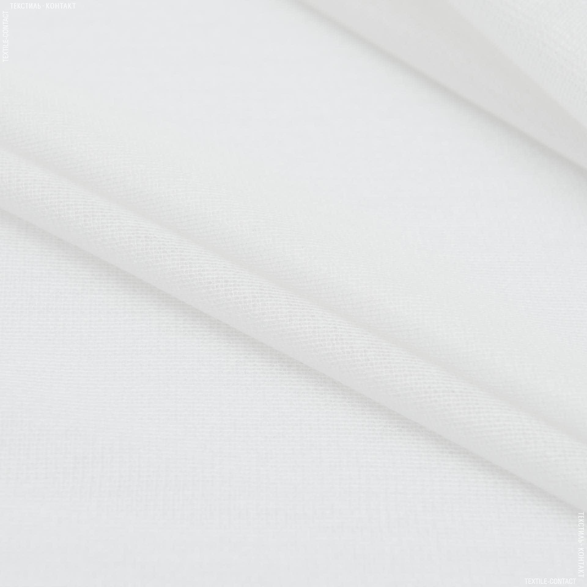 Тканини дублірин - Дублірин трикотажний білий 60г/м.кв.