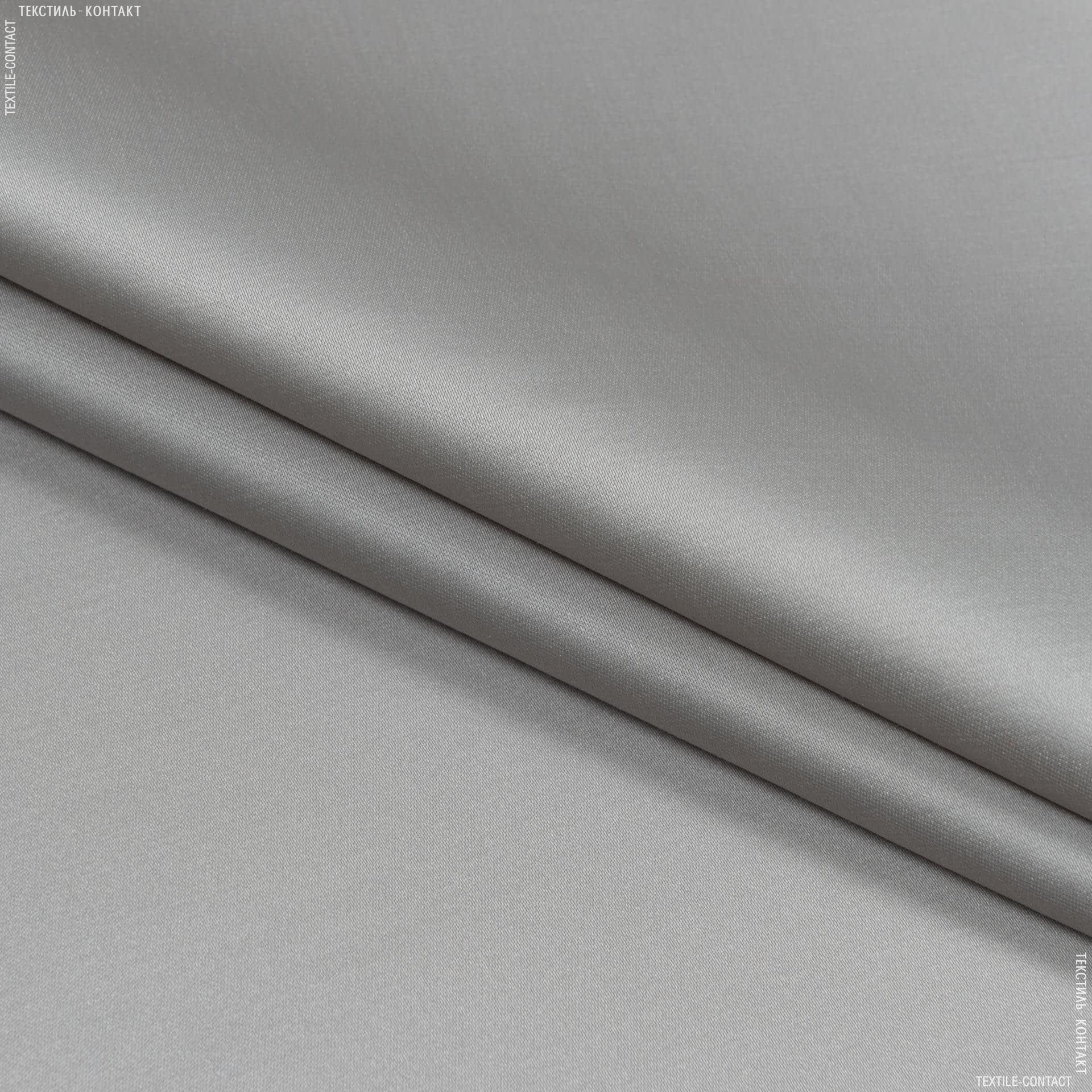 Ткани портьерные ткани - Декоративная ткань   винсент / св.серый