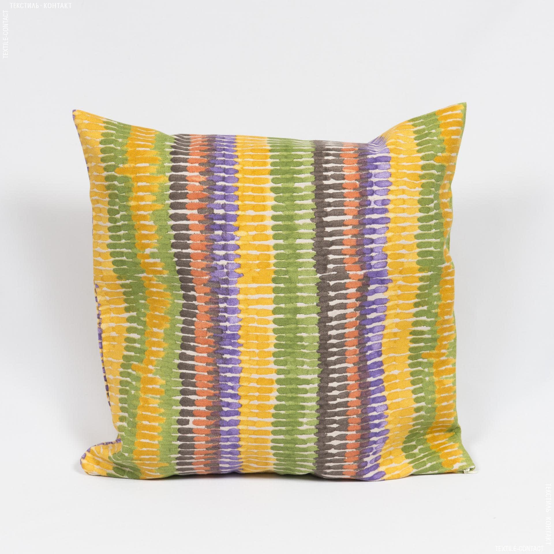 Ткани наволочки на декоративные  подушки - Чехол на декоративную подушку Ибра  45х45 см (148948)