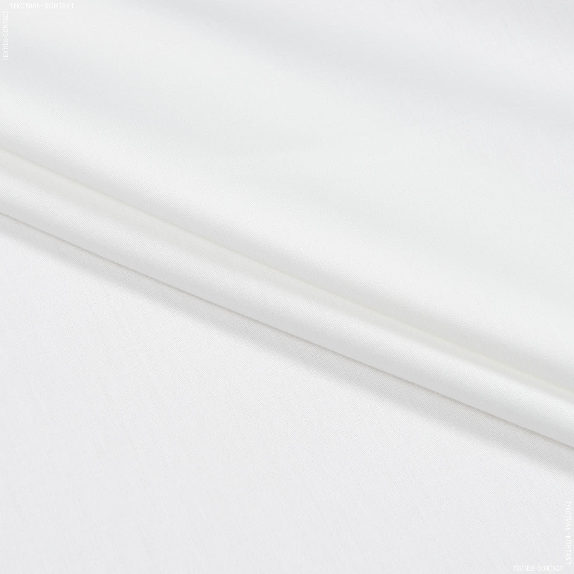 Тканини для дитячої постільної білизни - Евро сатин лісо / eurosaten liso молочний