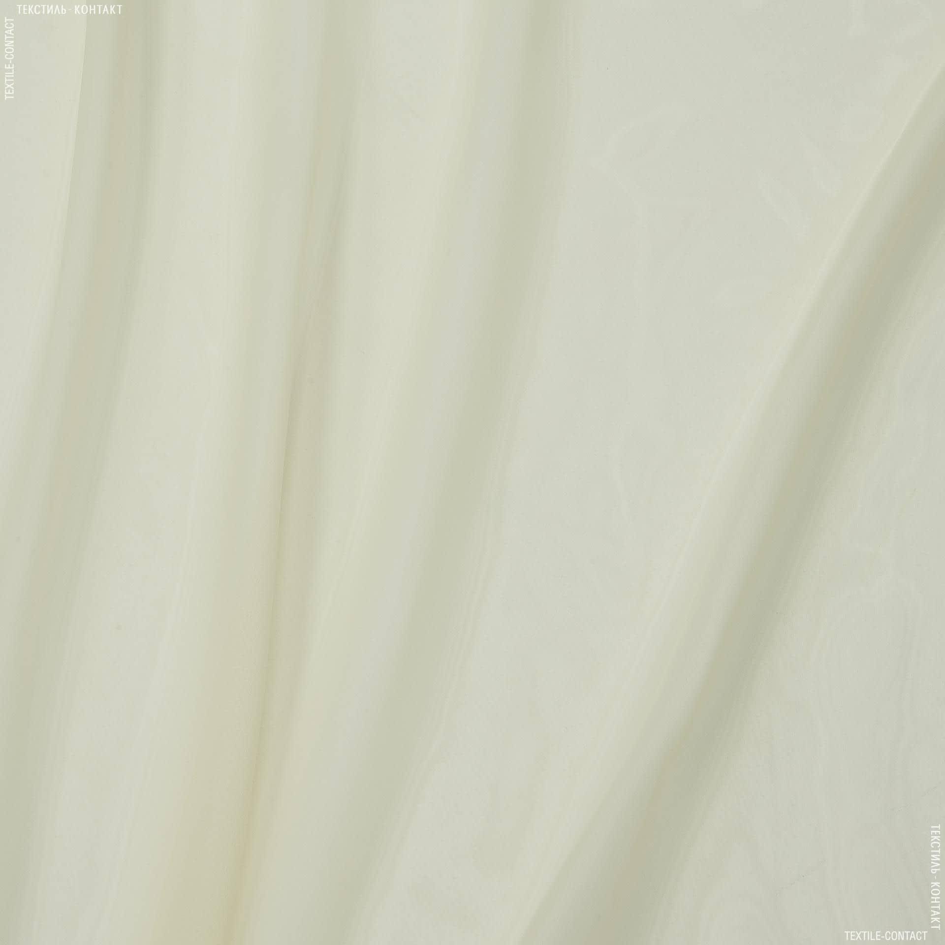 Тканини гардинні тканини - Тюль вуаль пряжене молоко