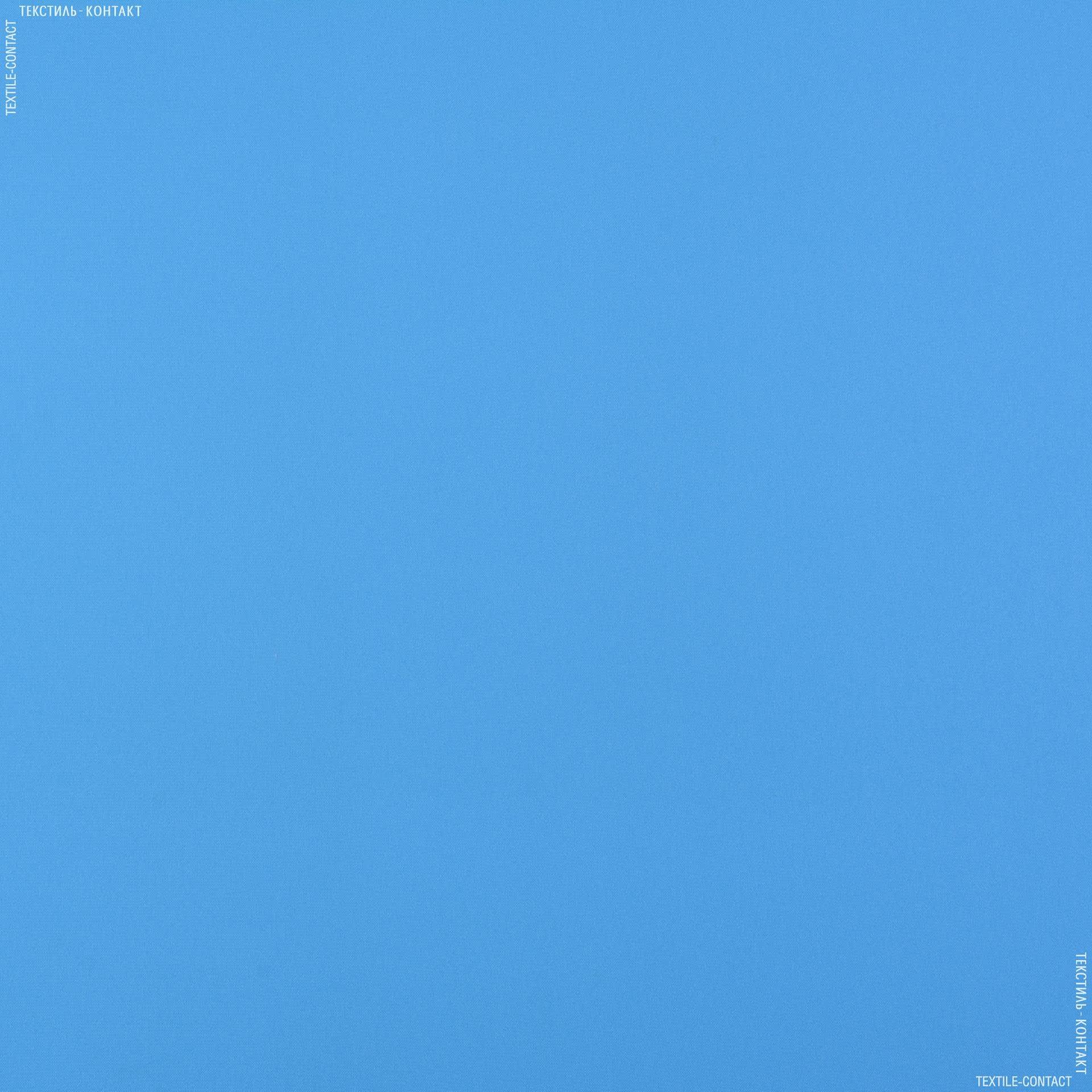 Ткани все ткани - Габардин небесно-голубой