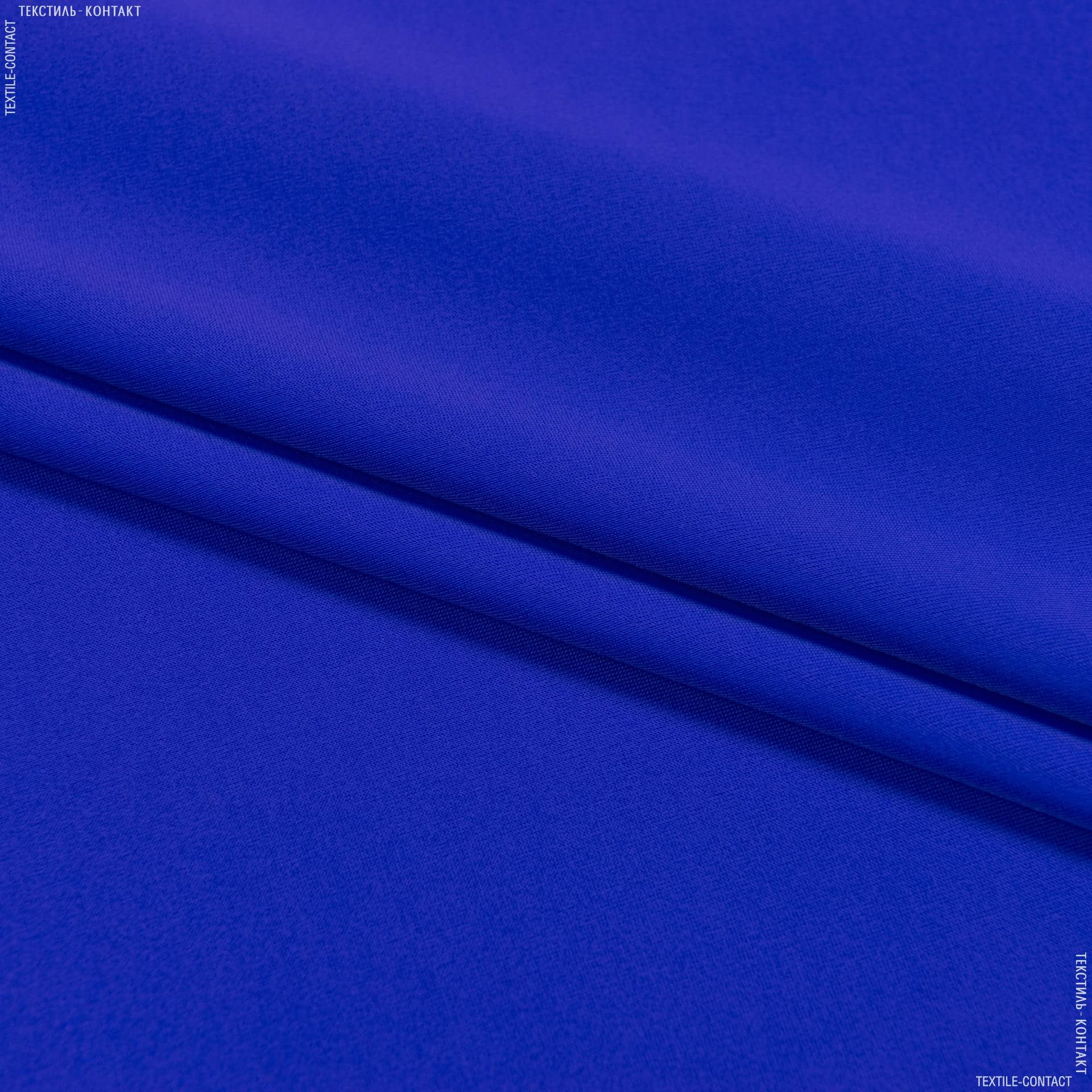 Ткани для спортивной одежды - Трикотаж бифлекс матовый васильковый