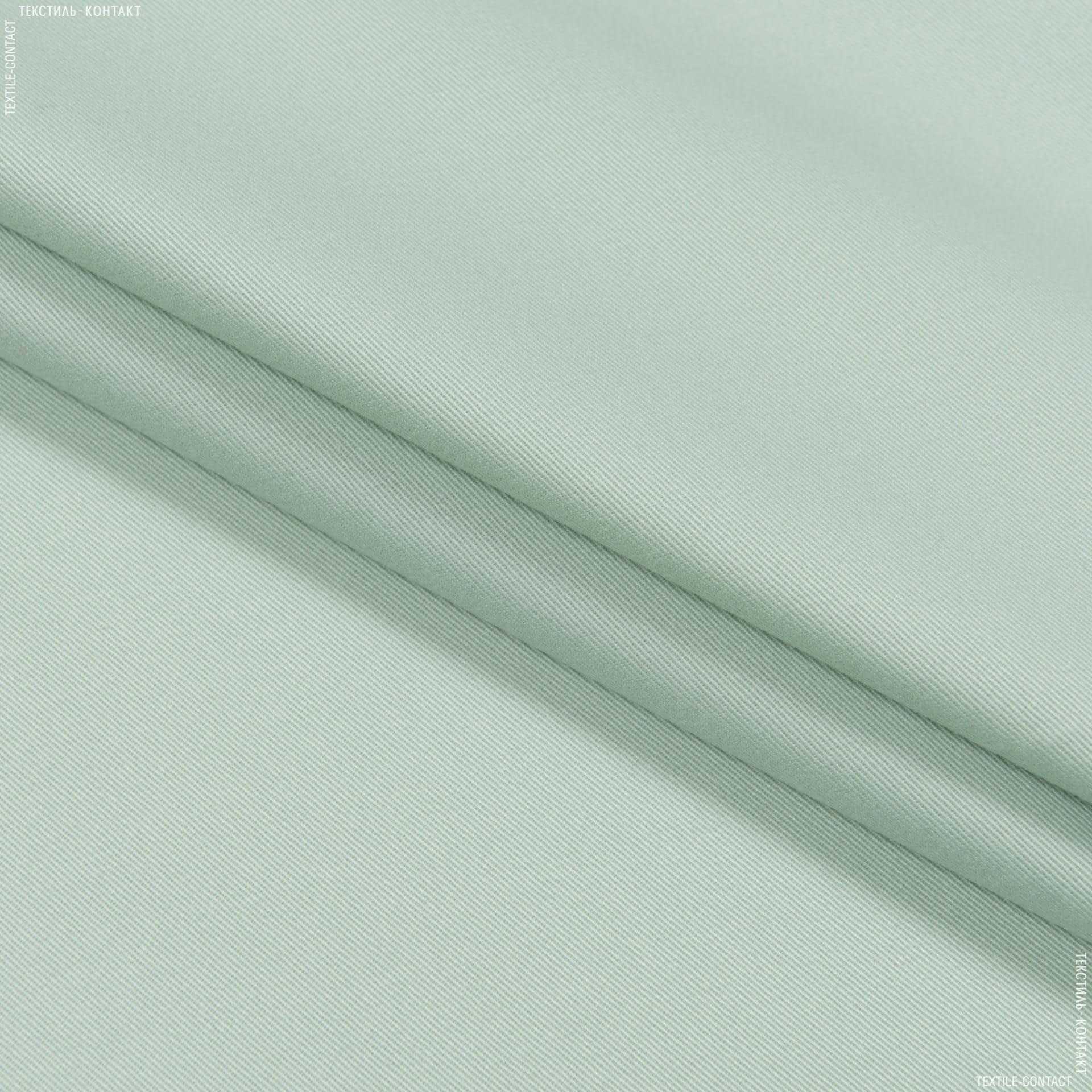Ткани для банкетных и фуршетных юбок - Декоративный сатин  гандия/gandia лазурь