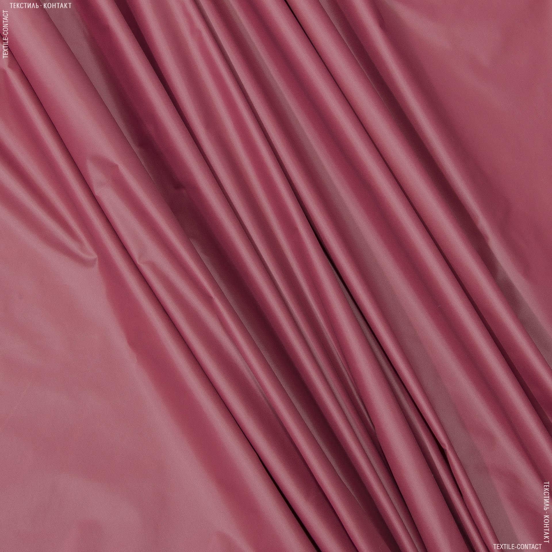 Ткани для верхней одежды - Плащевая красный
