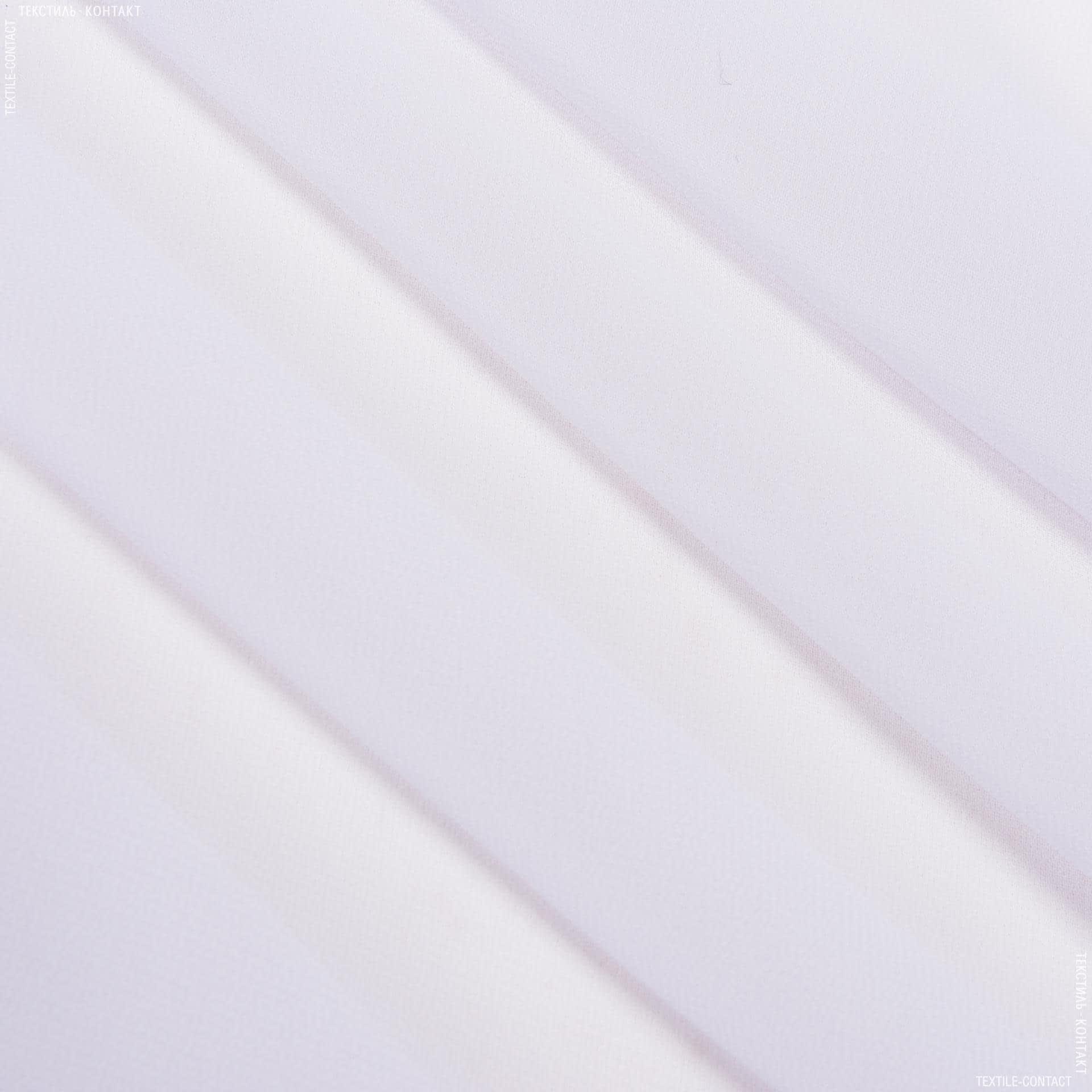 Тканини для хусток та бандан - Шифон мульті білий