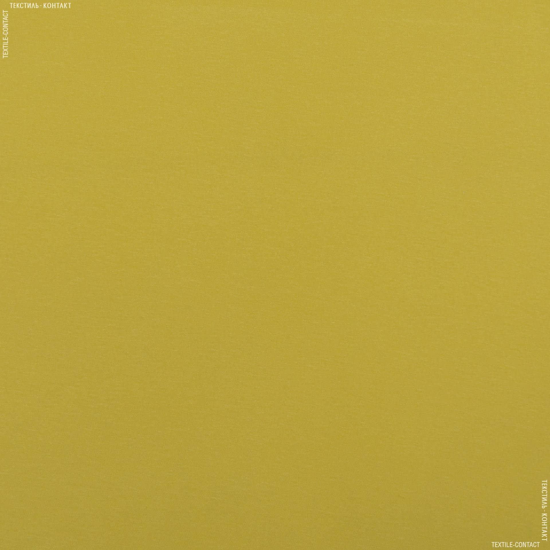 Ткани для спортивной одежды - Кулир-стрейч лимонный