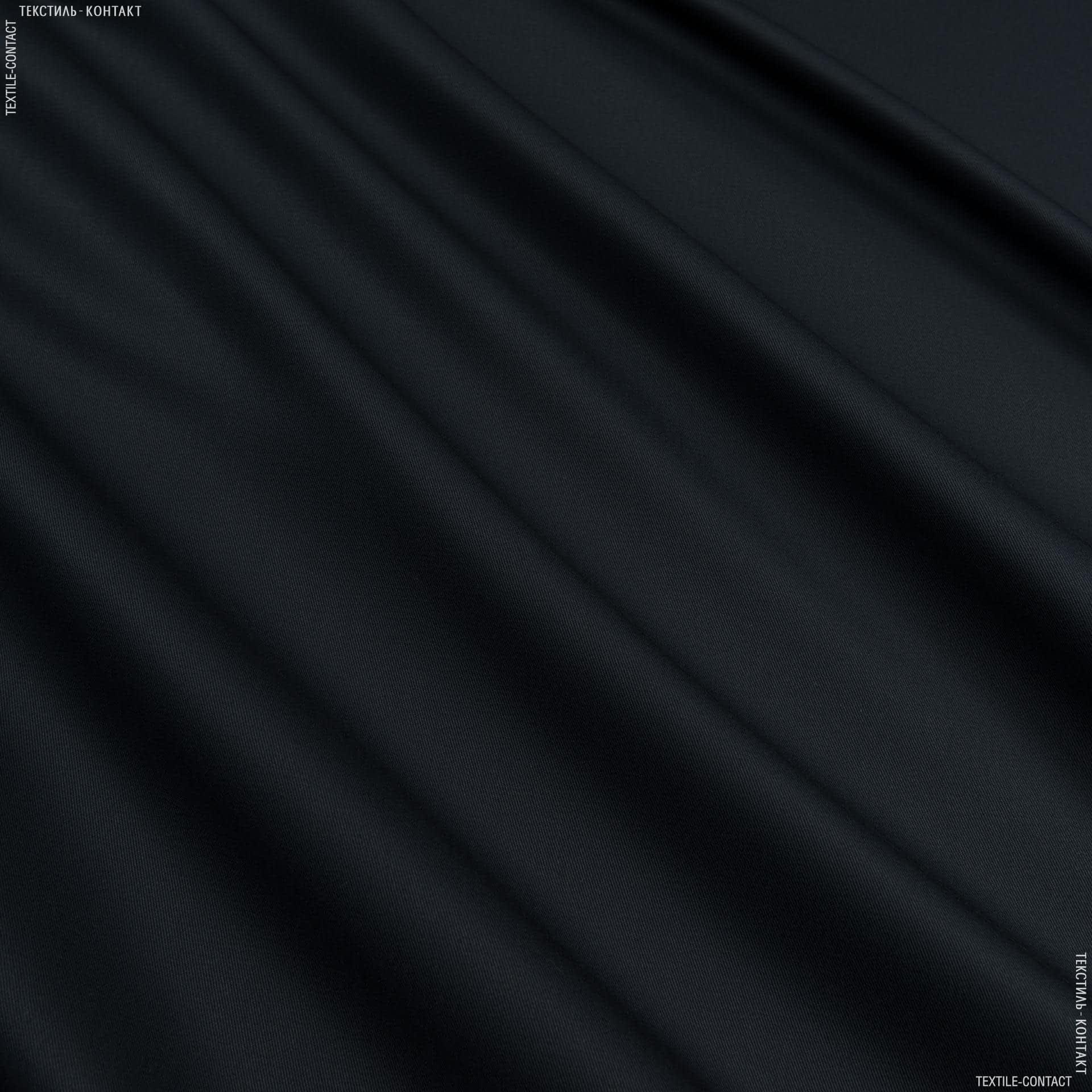 Тканини для рюкзаків - Саржа с38юд темно-синій ВО