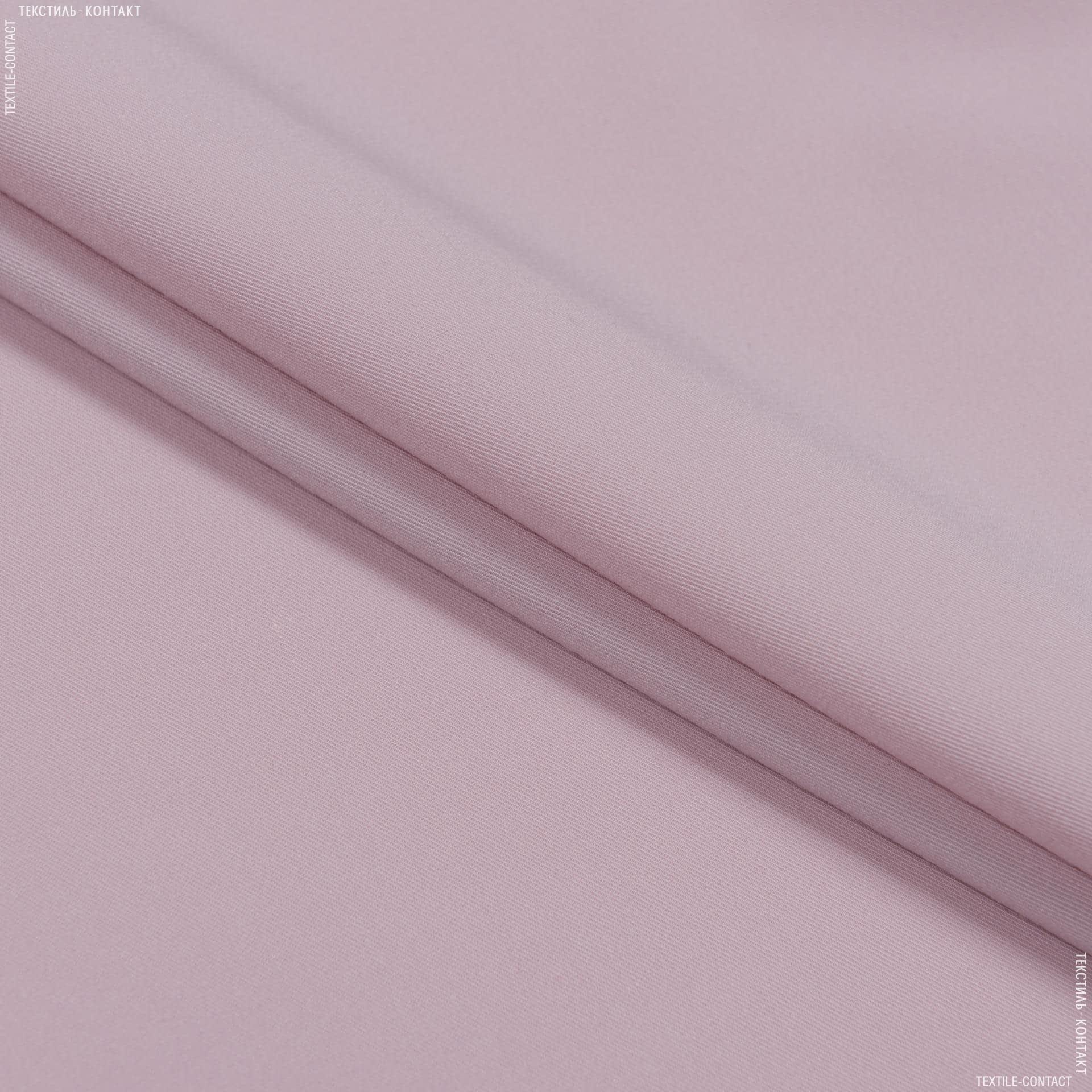 Ткани для брюк - Костюмная тесла-1 розовый
