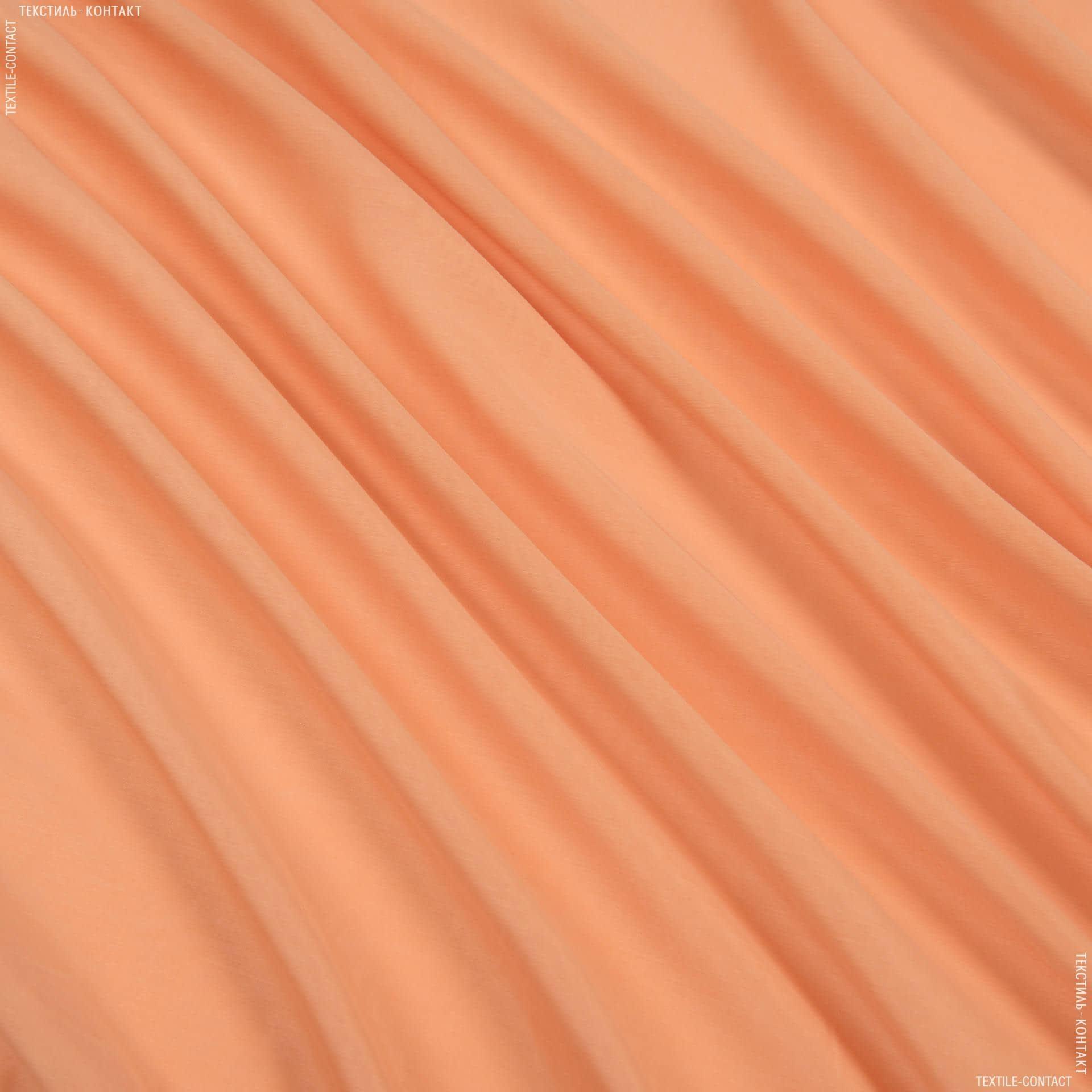 Тканини гардинні тканини - Тюль батист морела абрикос