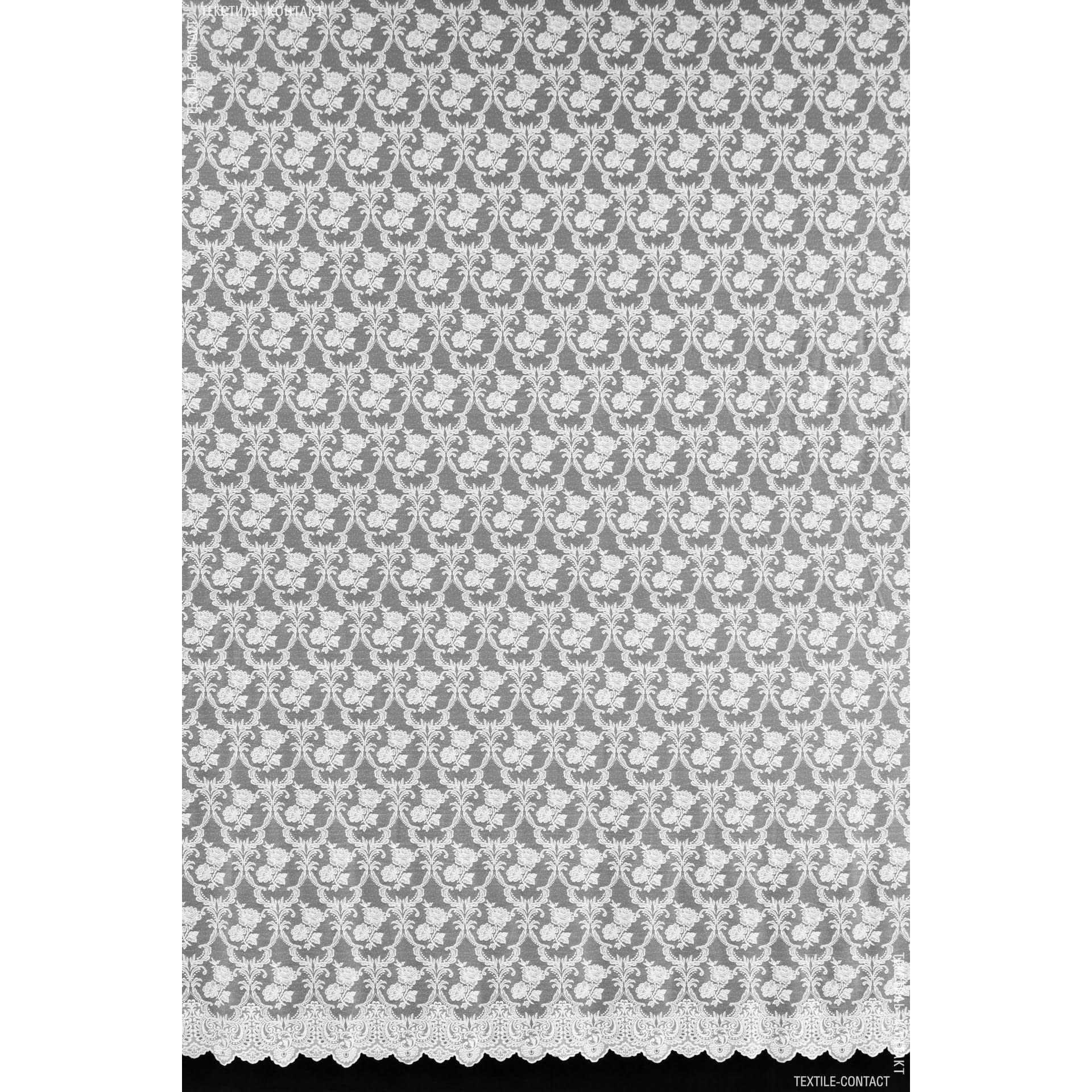 Тканини гардинні тканини - Гард пол гіпюр олександра білий