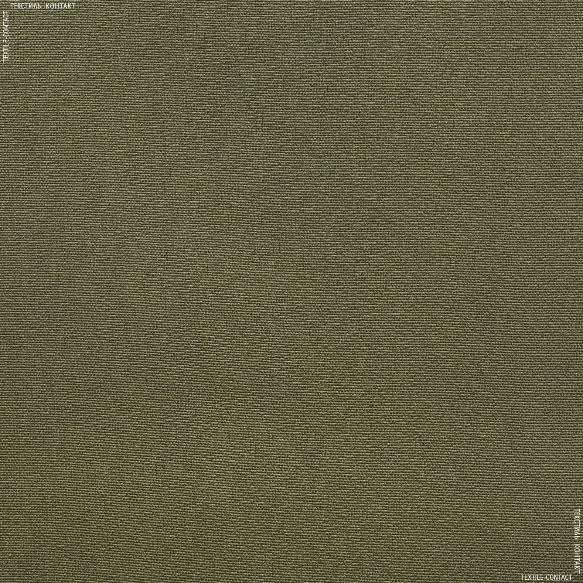 Тканини для наметів - Брезент  темно-гірчичний