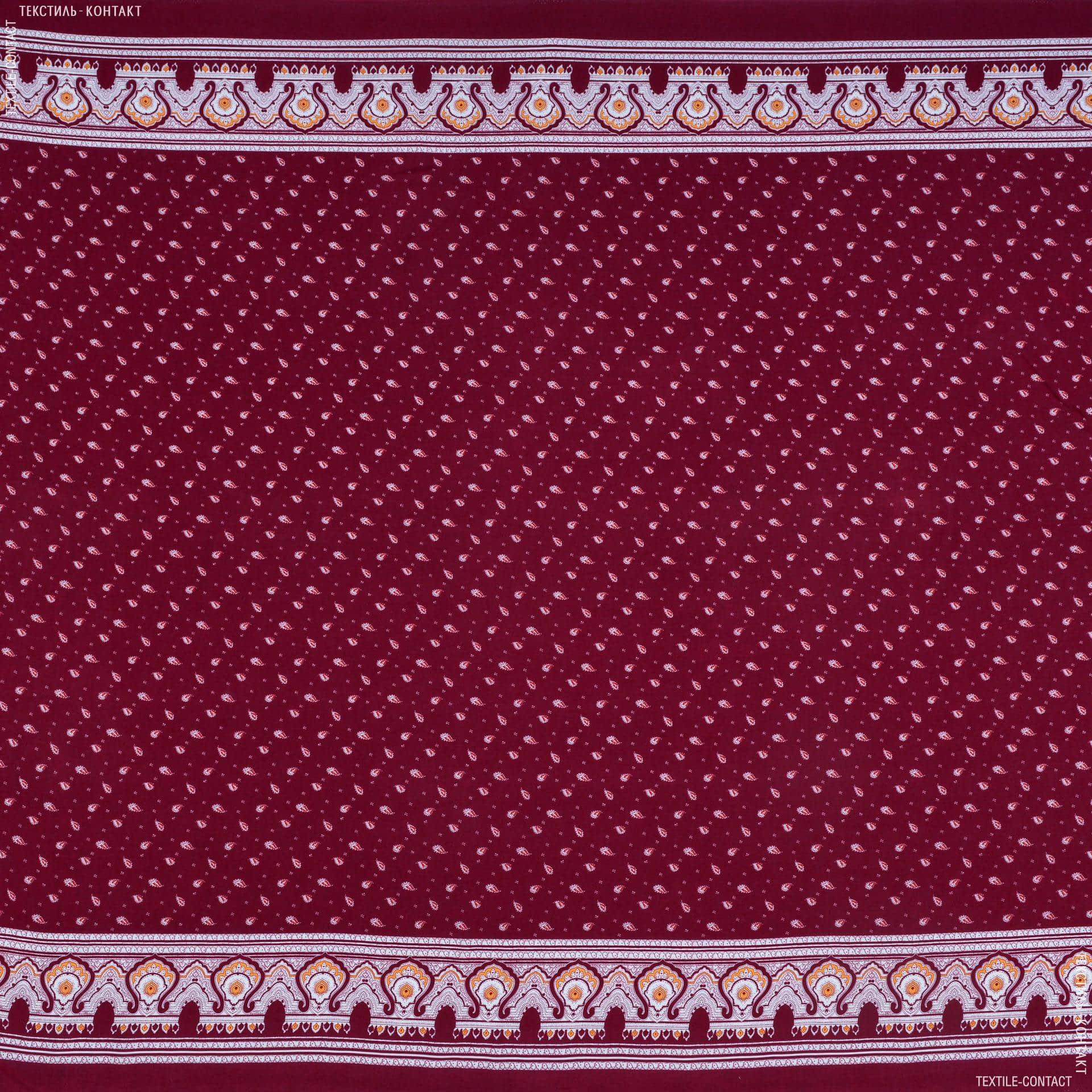 Тканини для дитячого одягу - Штапель фалма принт
