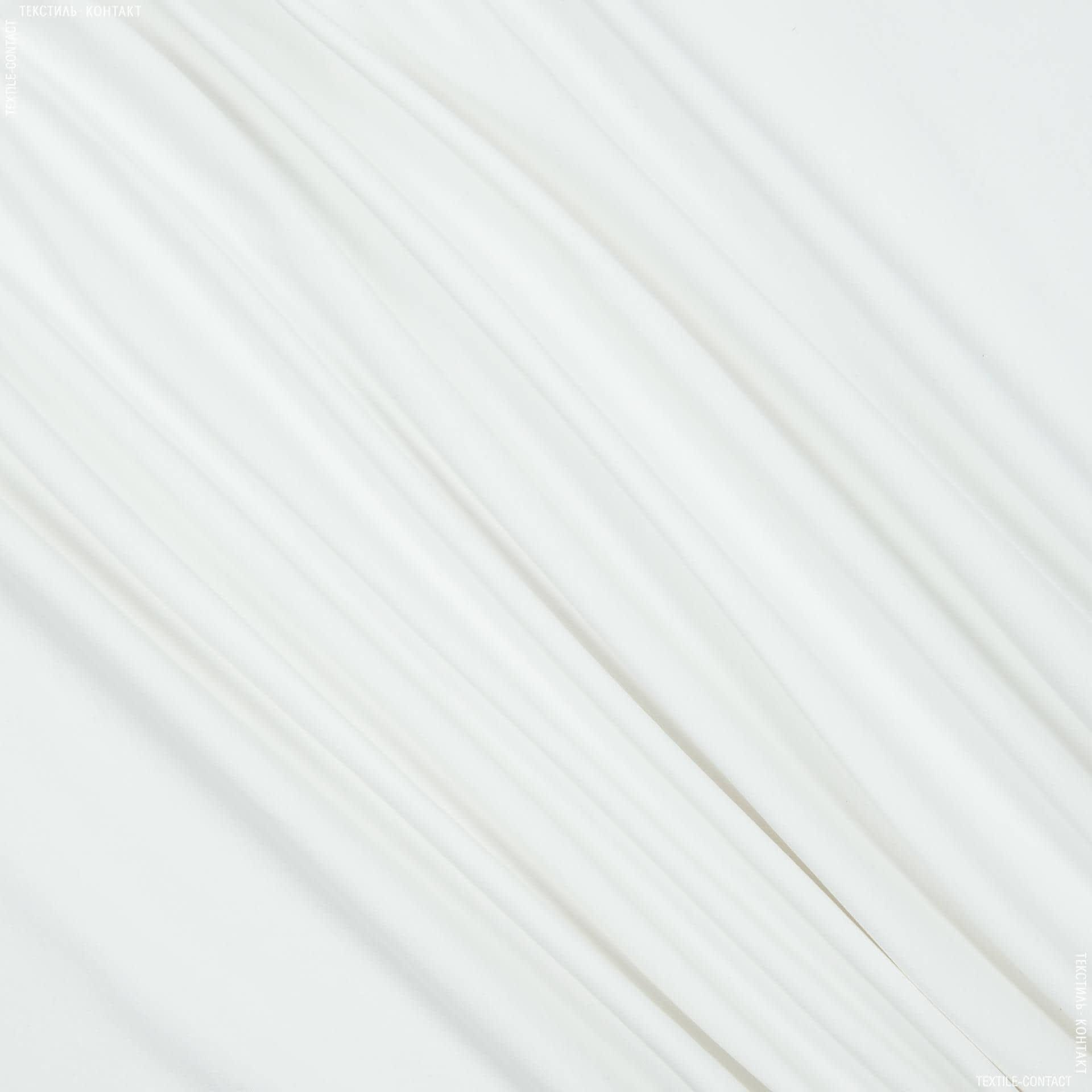Ткани для брюк - Хеви-коттон белый