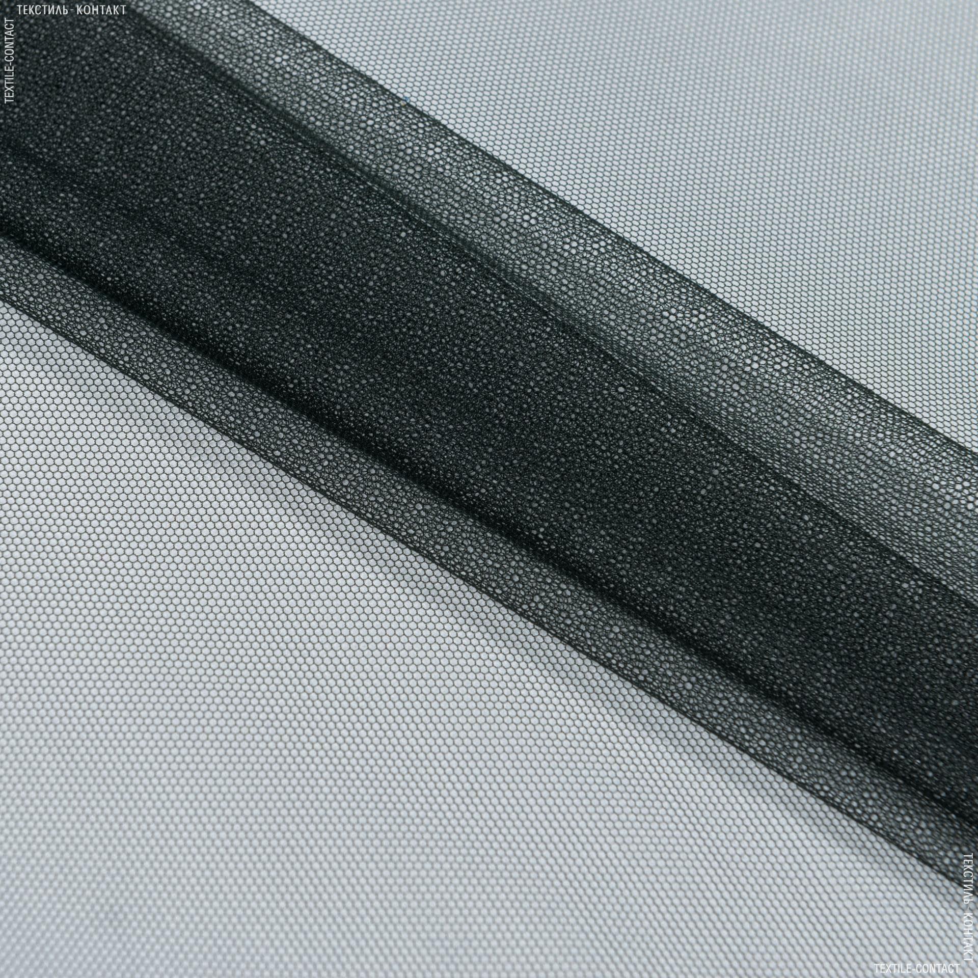 Ткани для платьев - Фатин темный серо-зеленый