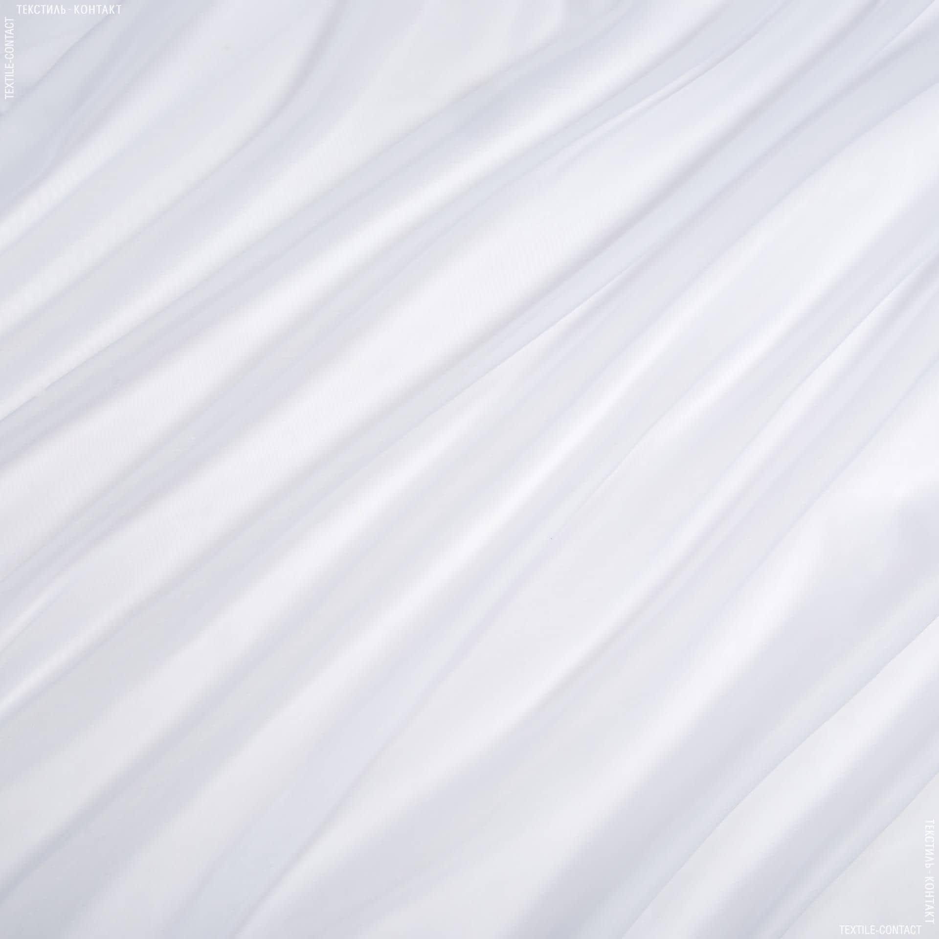Тканини гардинні тканини - Тюль з обважнювачем батист ліндсей/lindsay білий