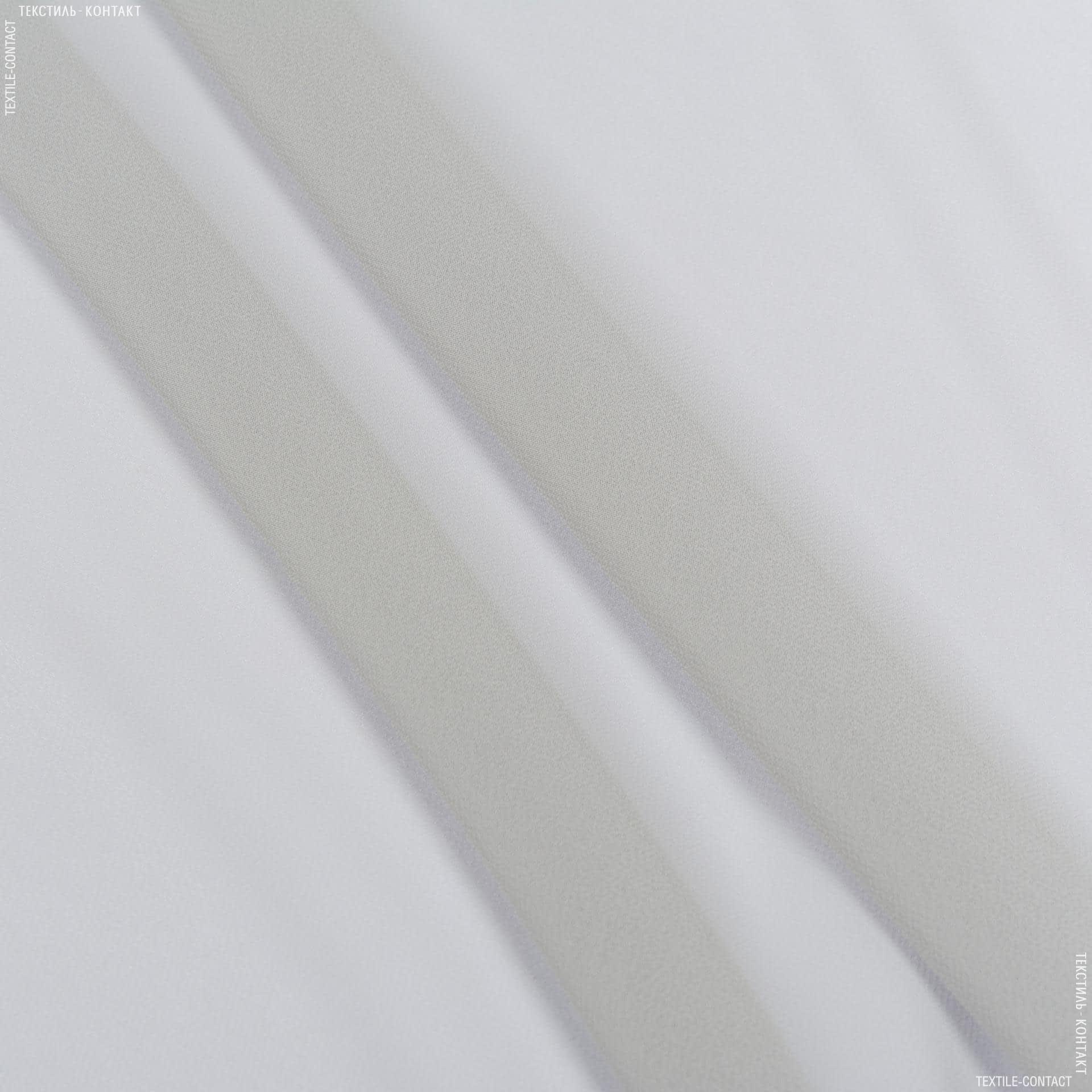 Тканини для хусток та бандан - Шифон мульті світло-сірий