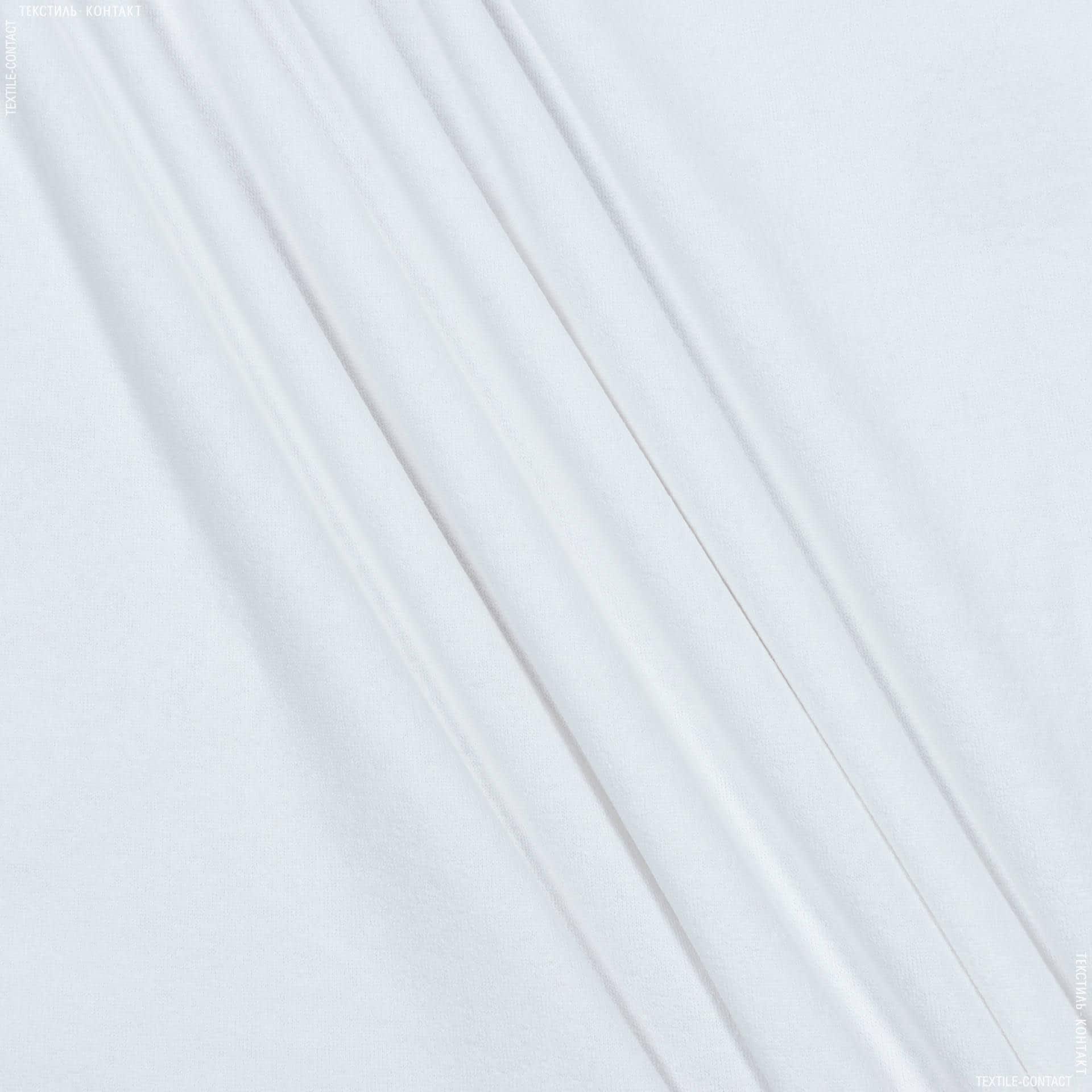"Ткани для наматрасника - Махра с пропиткой ""мулетон-аквастоп"" во белая"