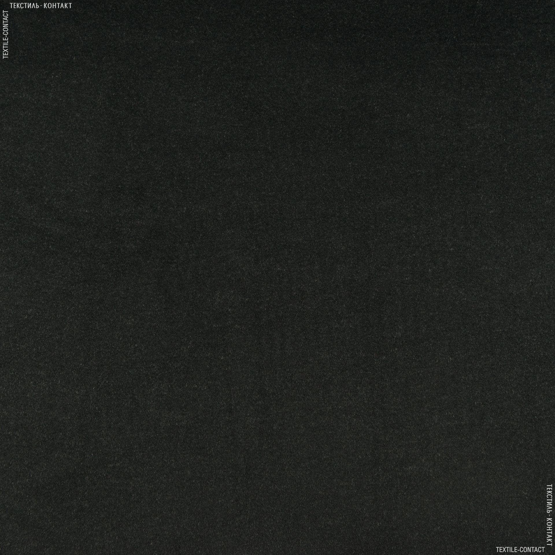 Ткани для верхней одежды - Пальтовая антрацит