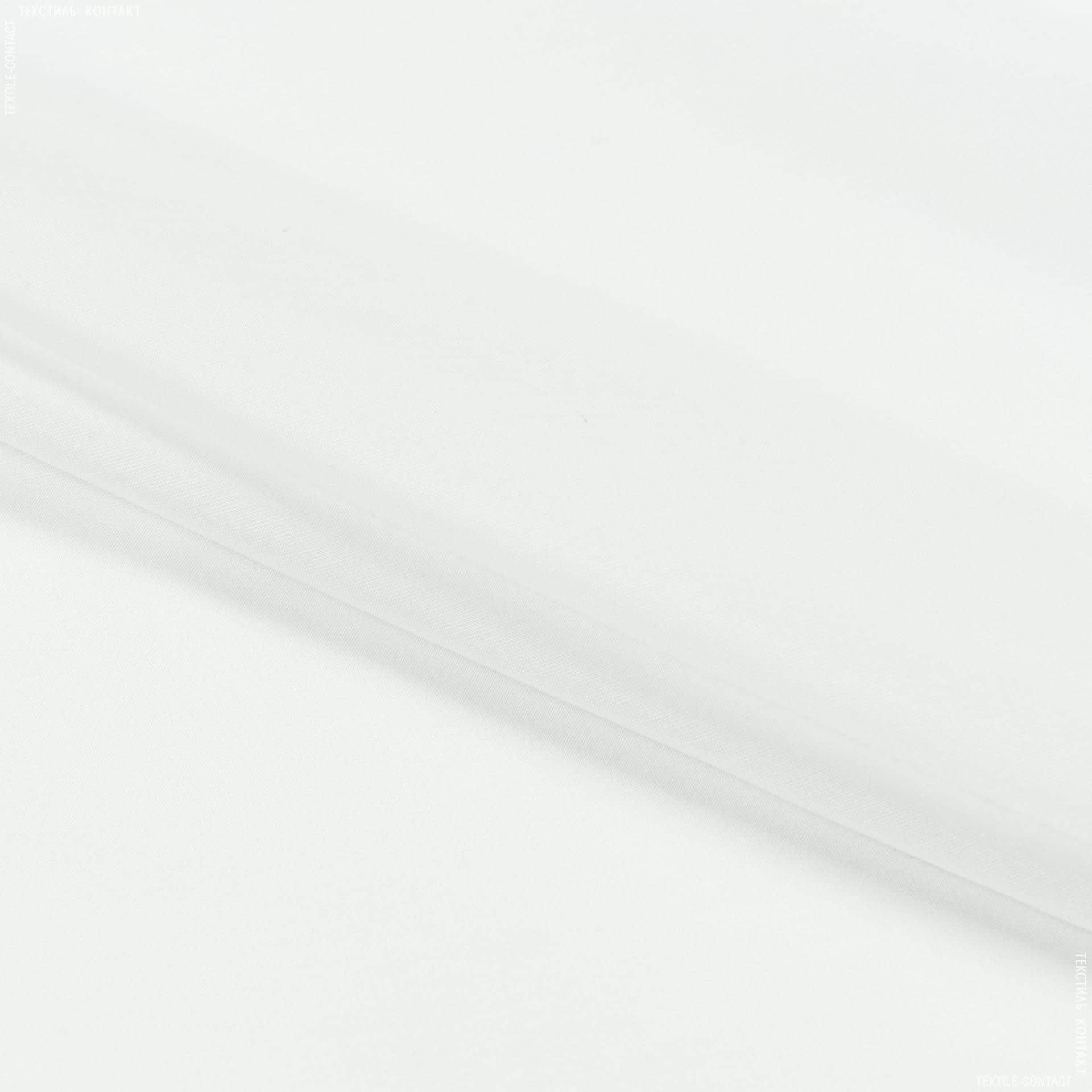 Ткани для драпировки стен и потолков - Тюль батист с утяжелителем порто молочный
