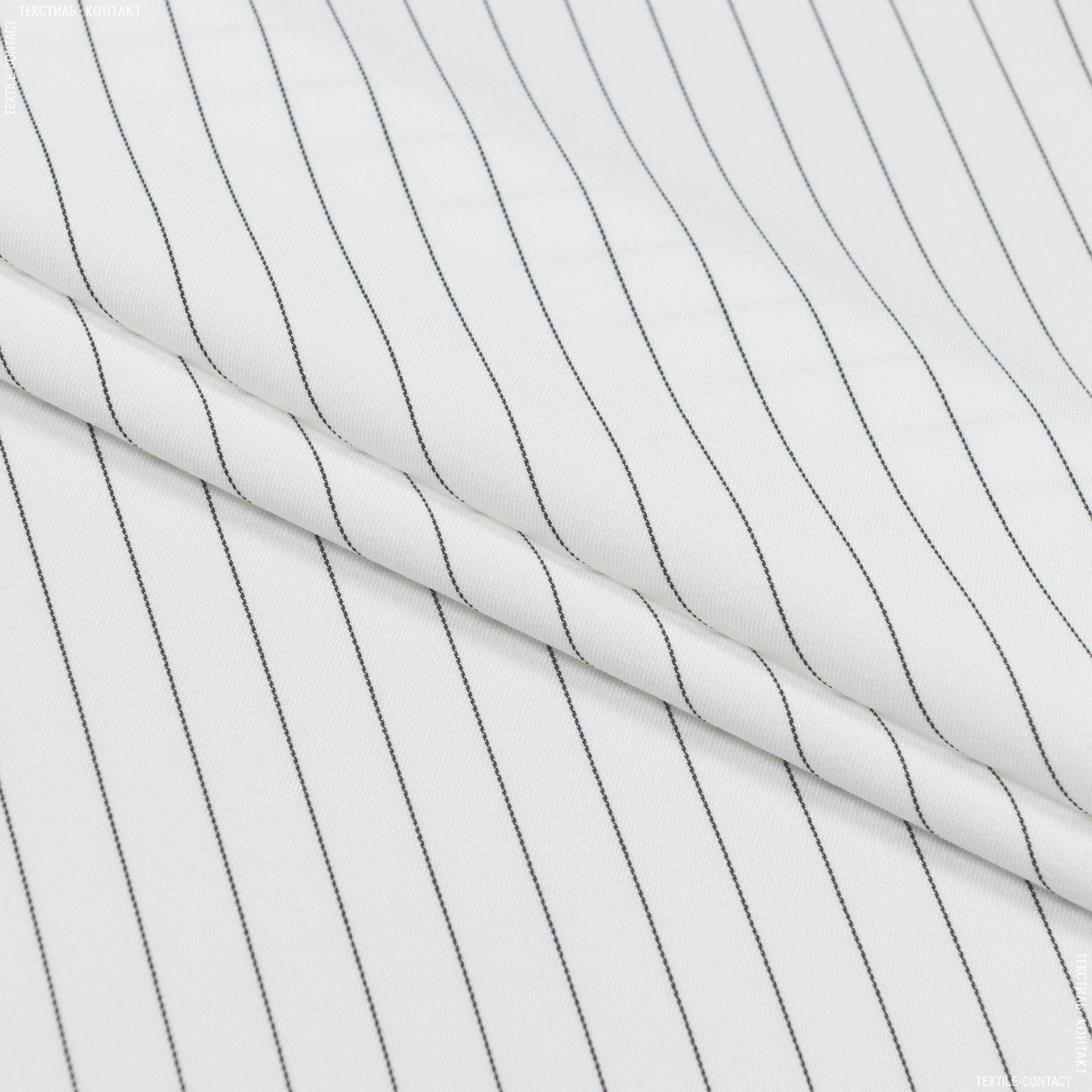 Ткани для брюк - Костюмная форвей белый