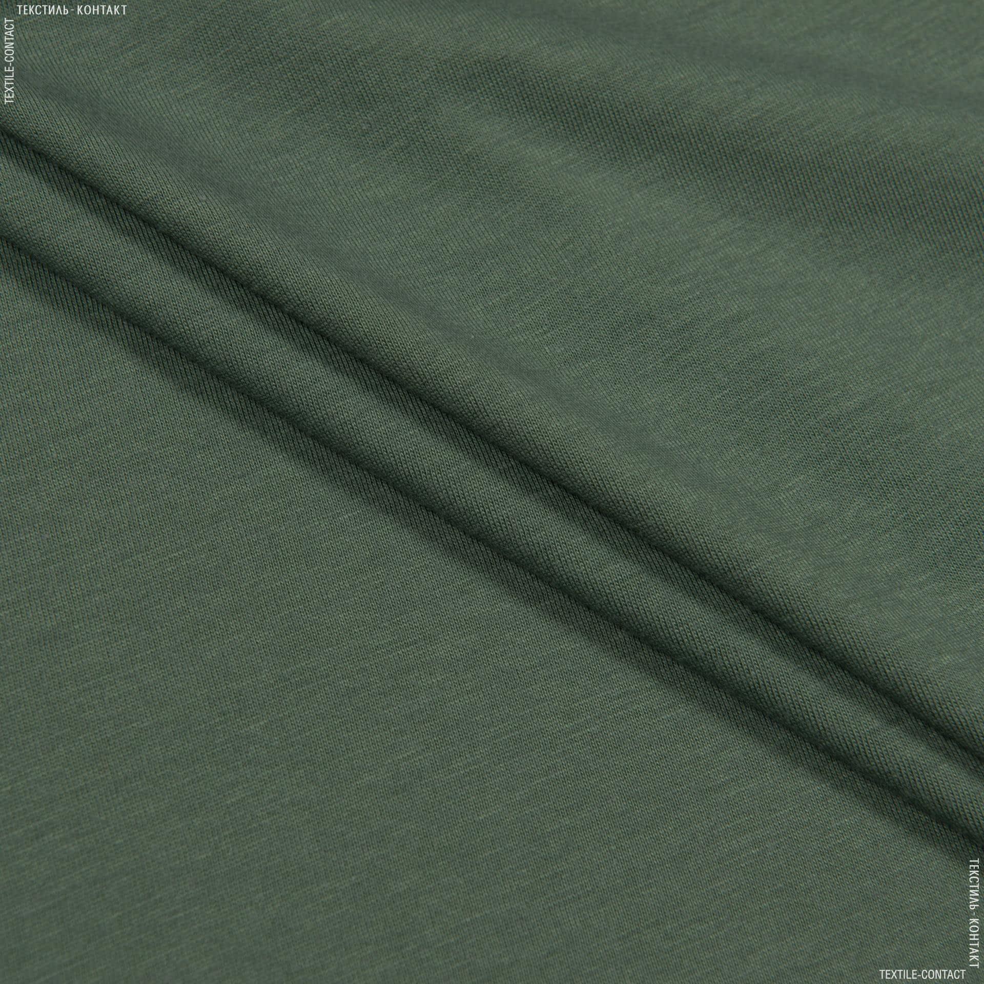 Ткани подкладочная ткань - Трикотаж подкладочный светло-зеленый