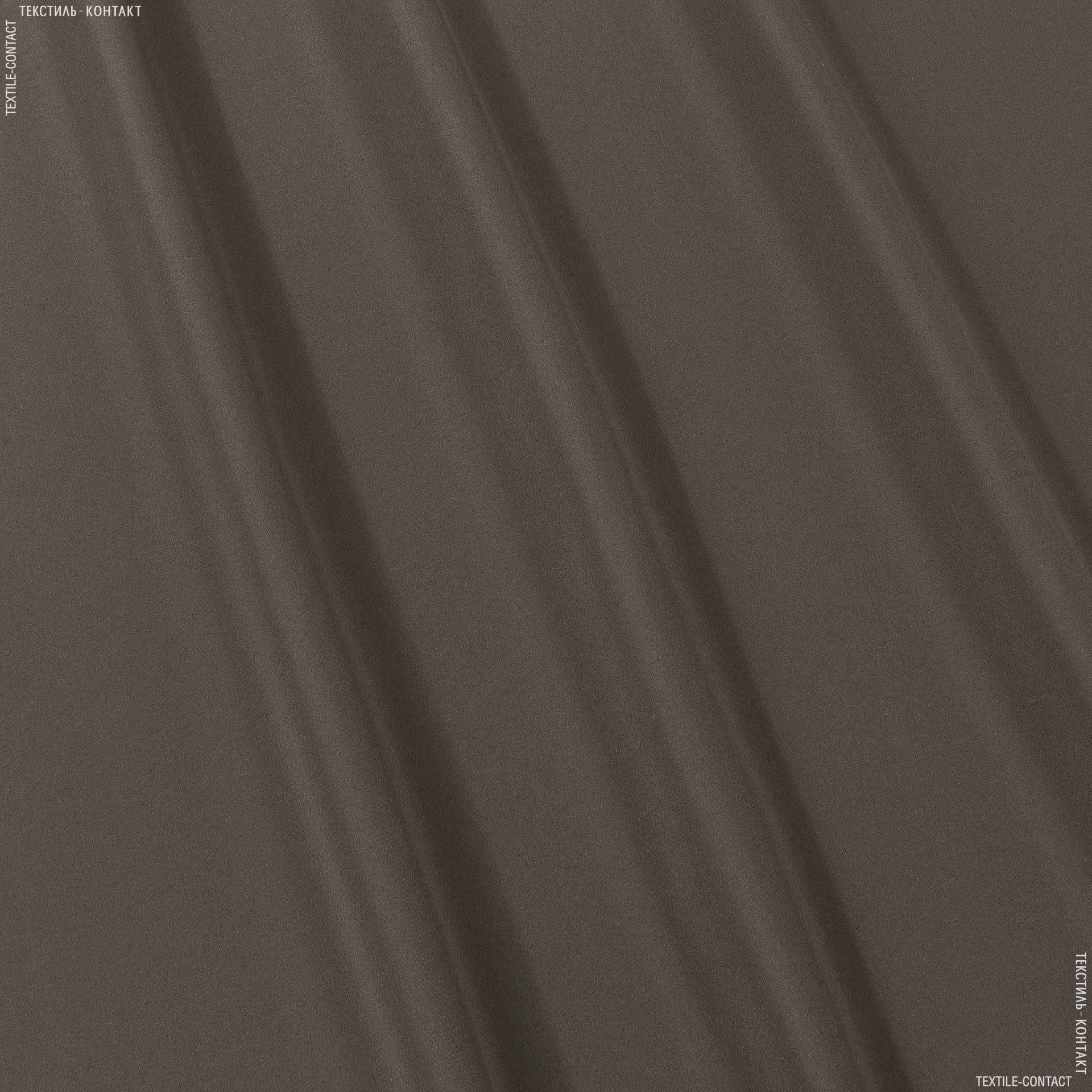 Ткани для верхней одежды - Плащевая бондинг коричневый