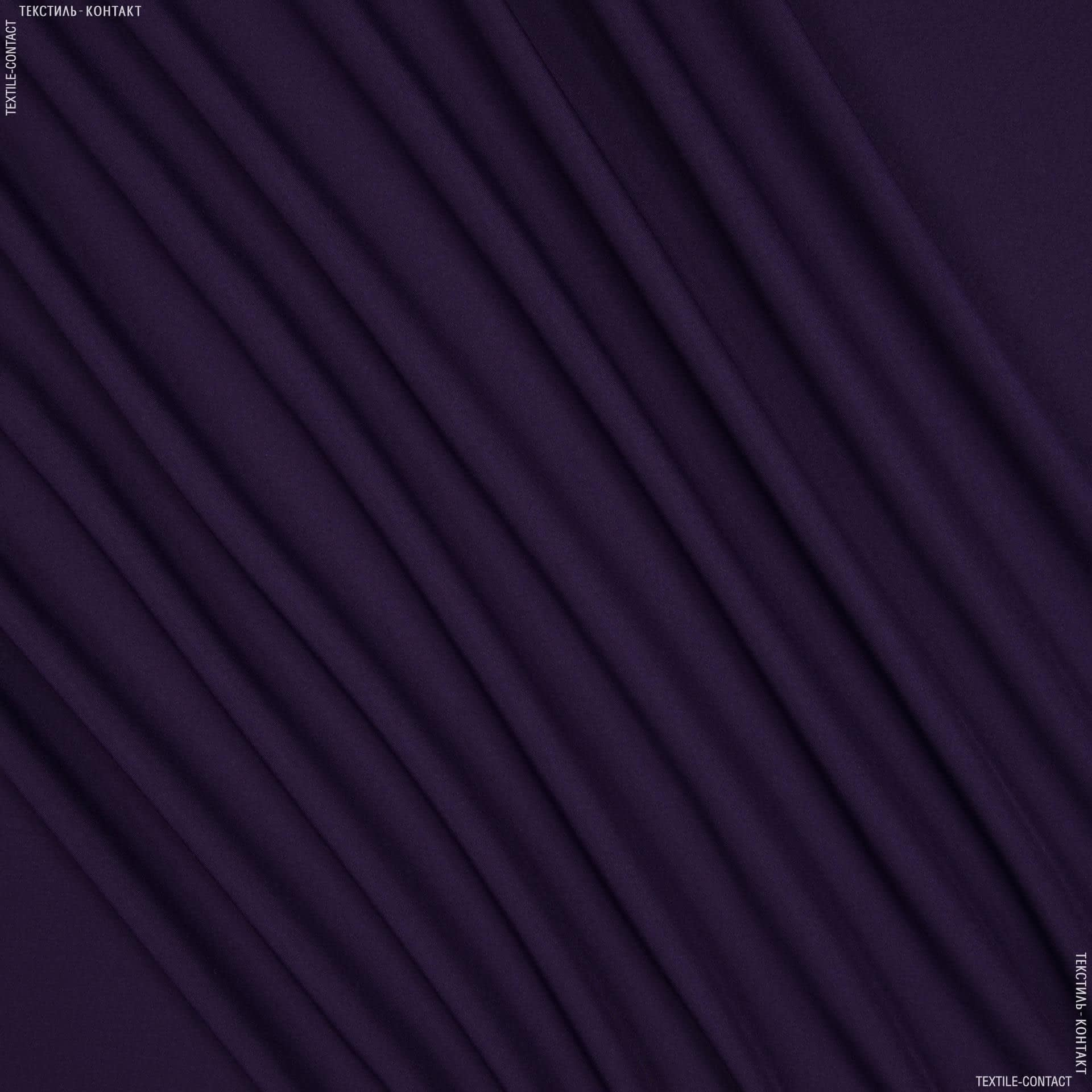Тканини для штанів - Габардин чорнильний