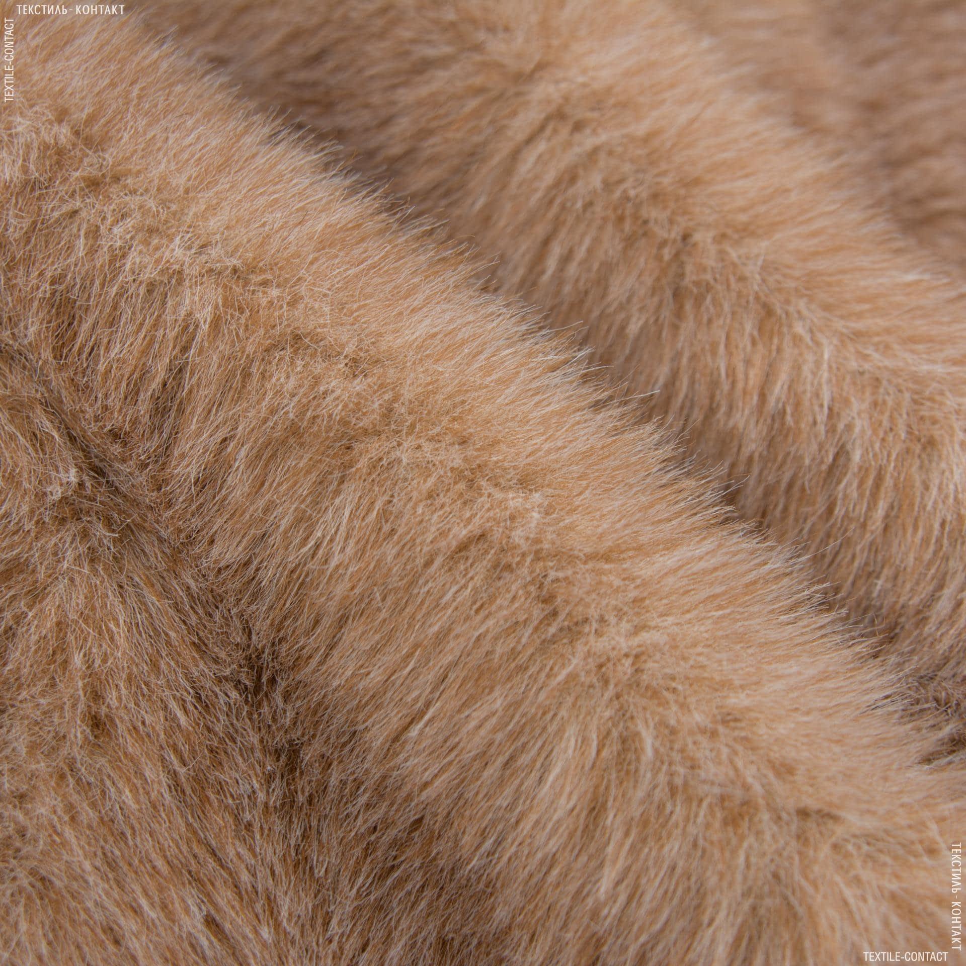 Ткани для верхней одежды - Мех шубный