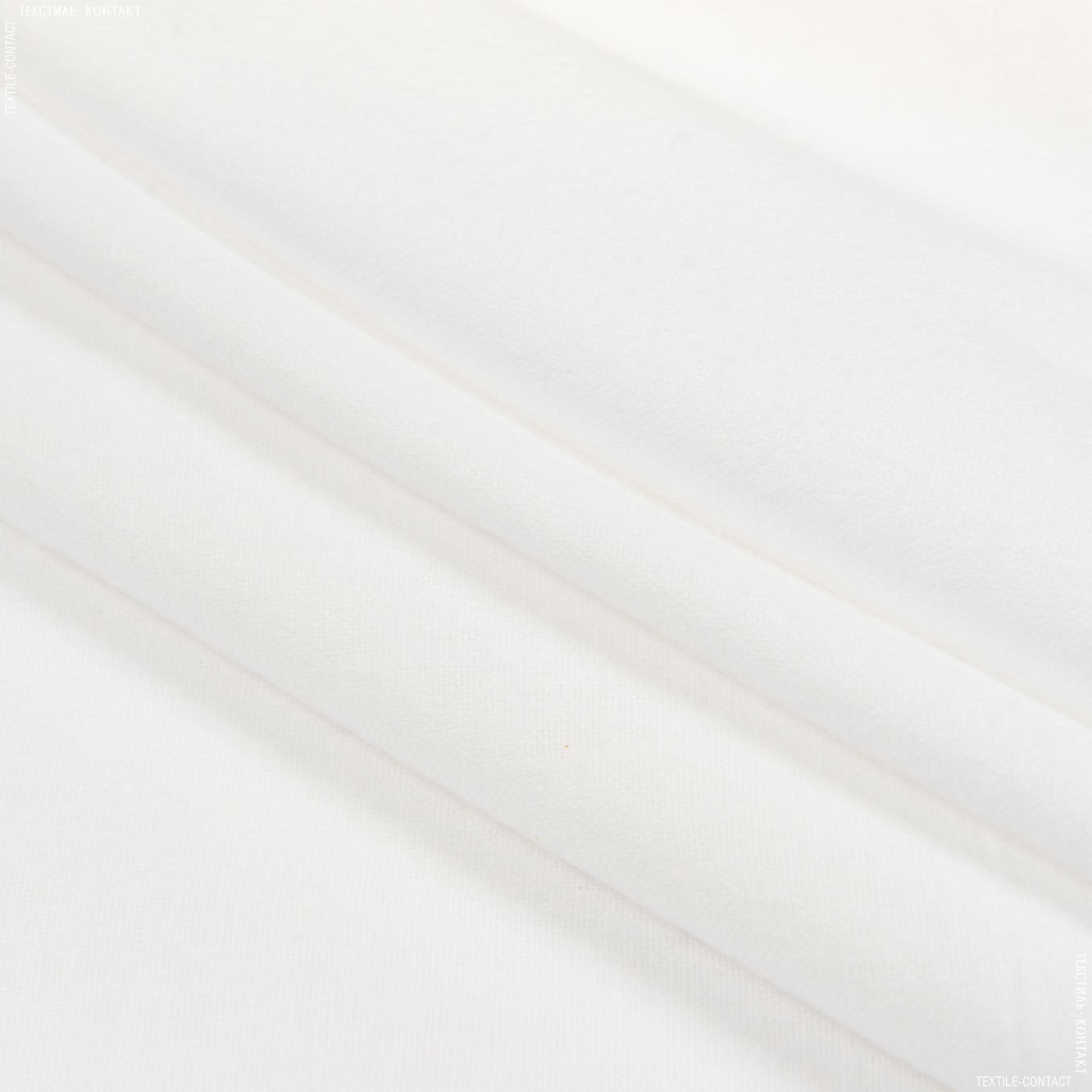 Тканини для побутового використання - Фланель відбілена