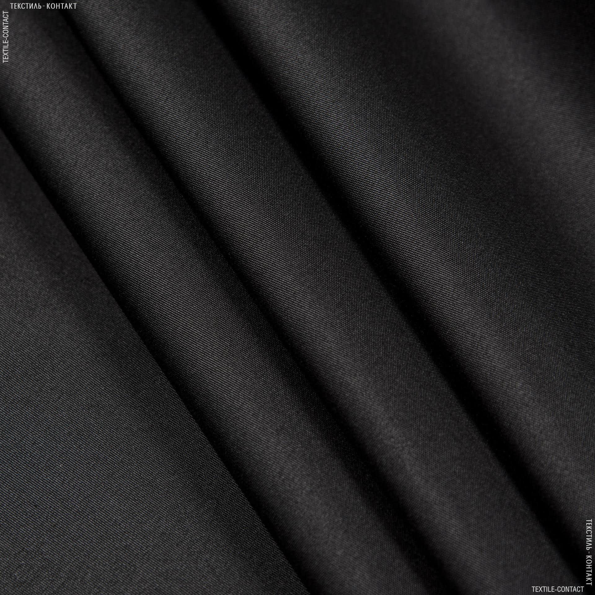 Тканини для наметів - Ода курточна чорний