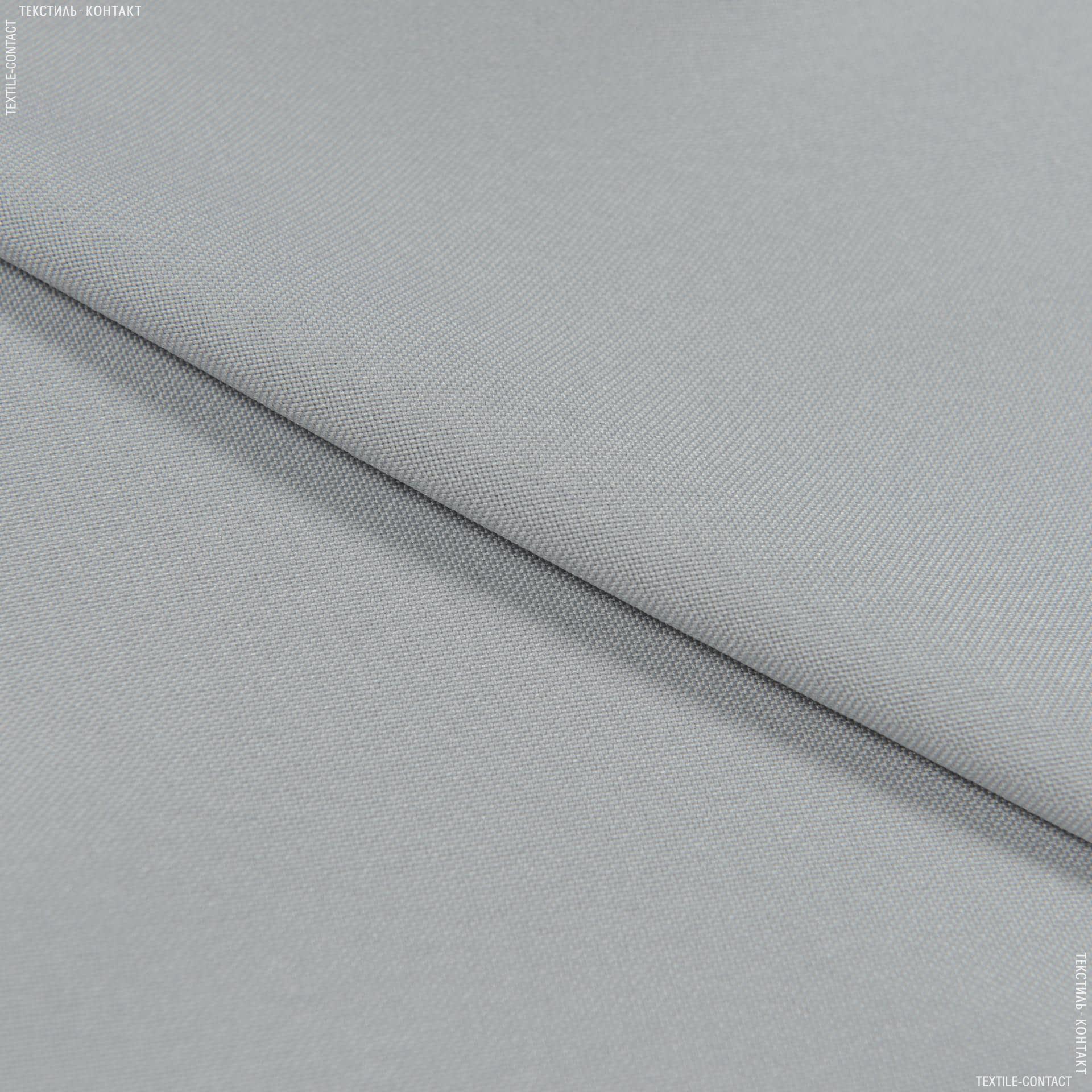 Ткани для брюк - Габардин серый