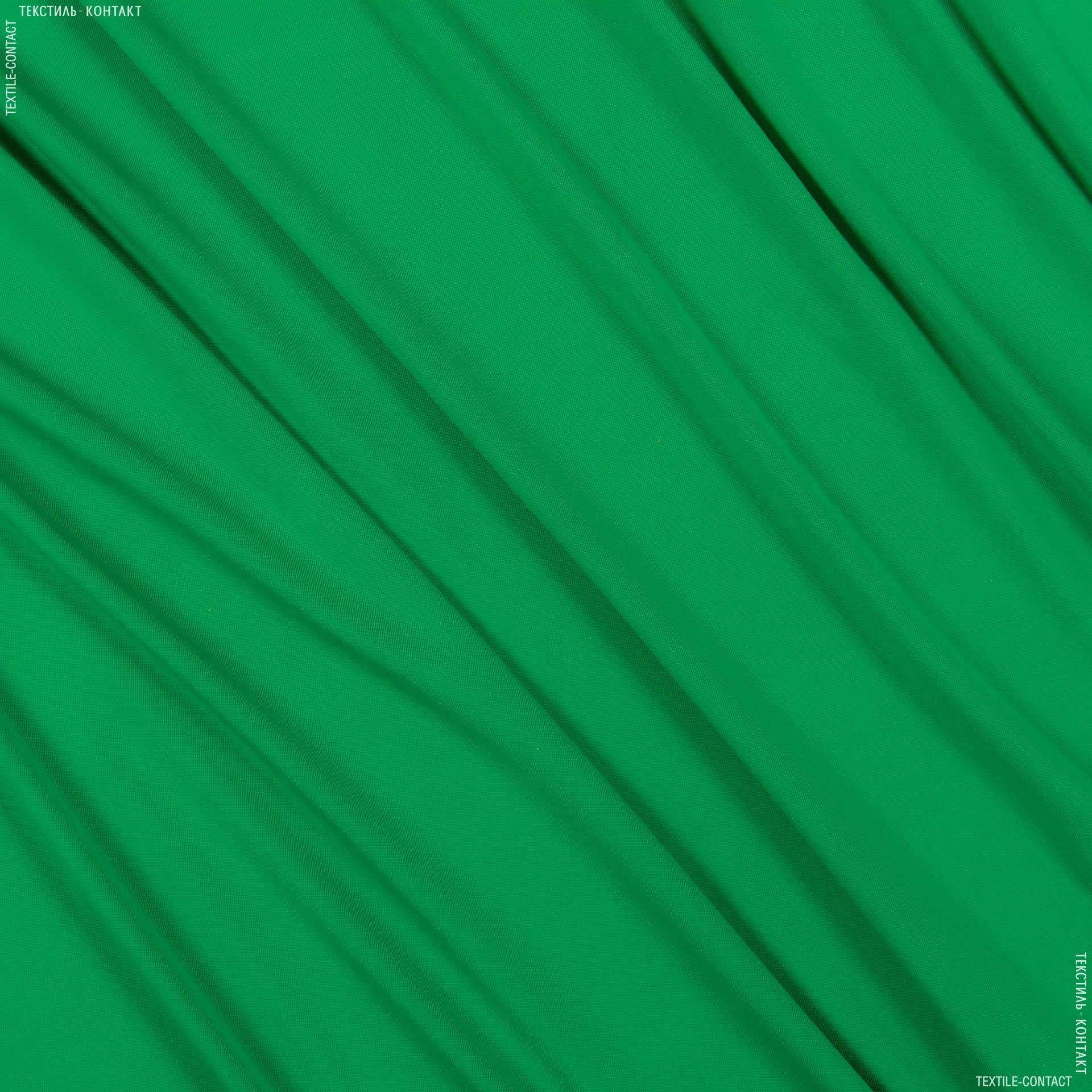 Тканини для суконь - Трикотаж масло зелений