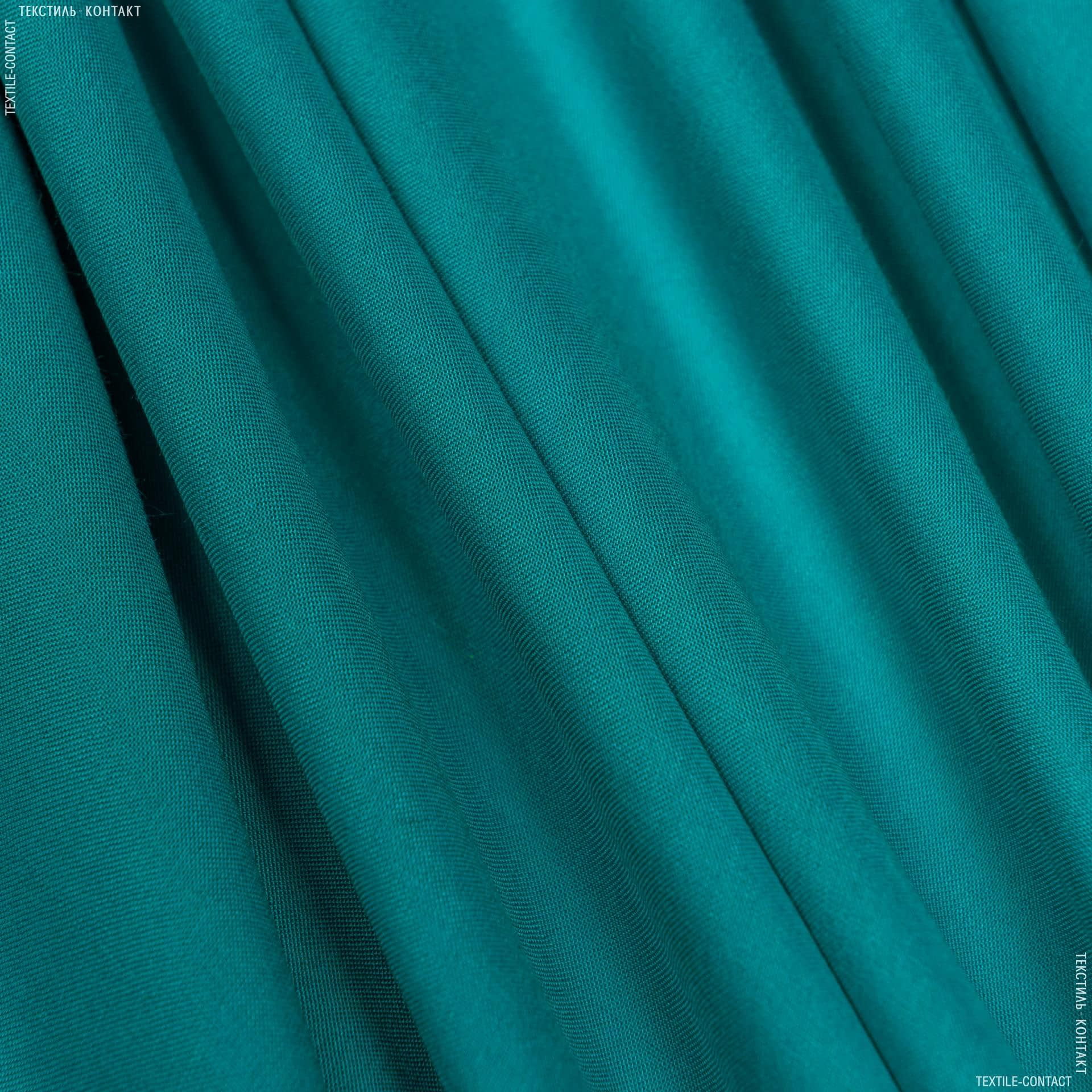 Ткани для платьев - Батист  светло-изумрудный
