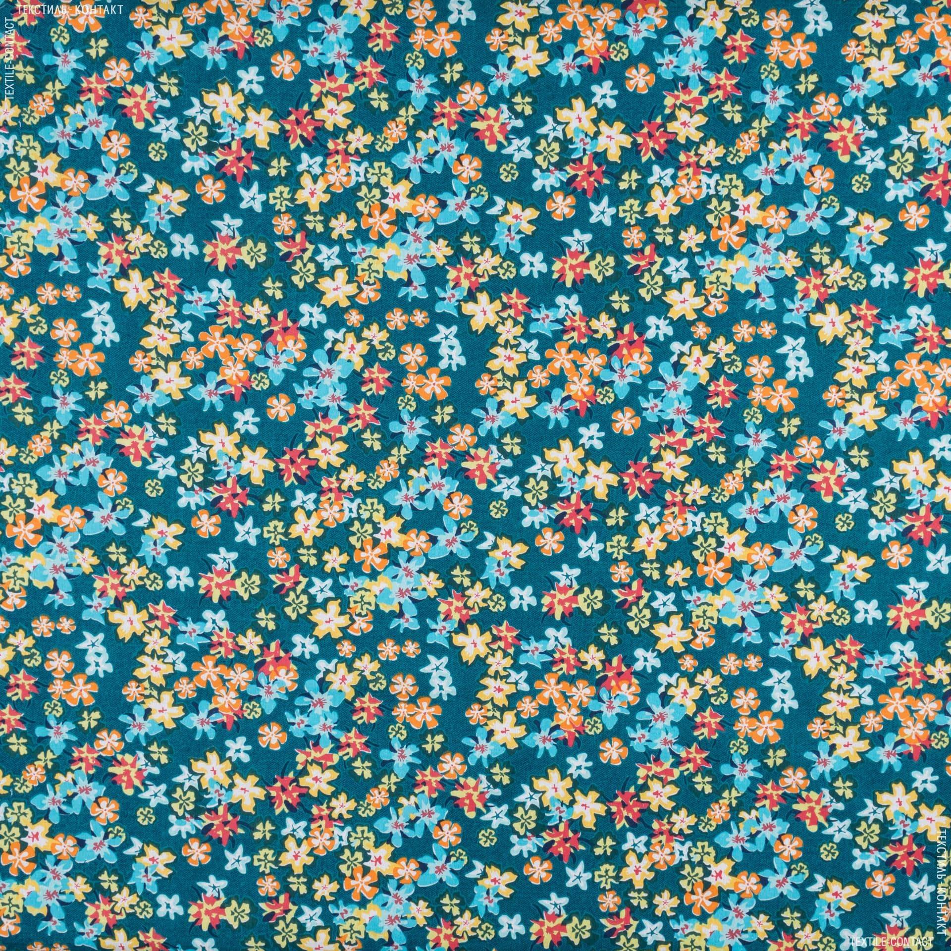 Ткани для платьев - Бязь плательная каприз