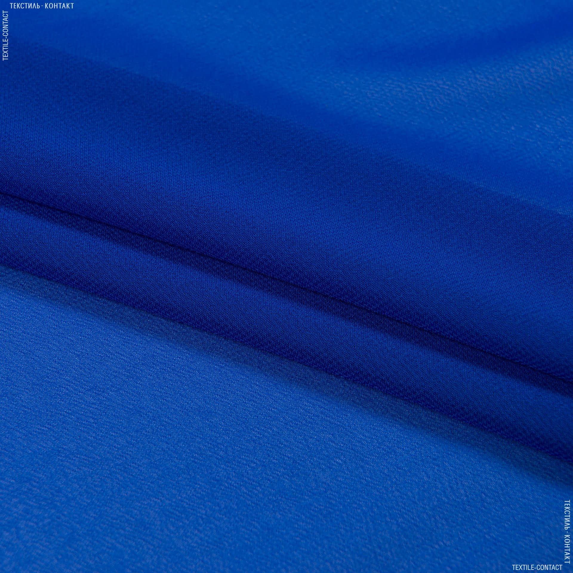 Ткани для платков и бандан - Шифон мульти электрик
