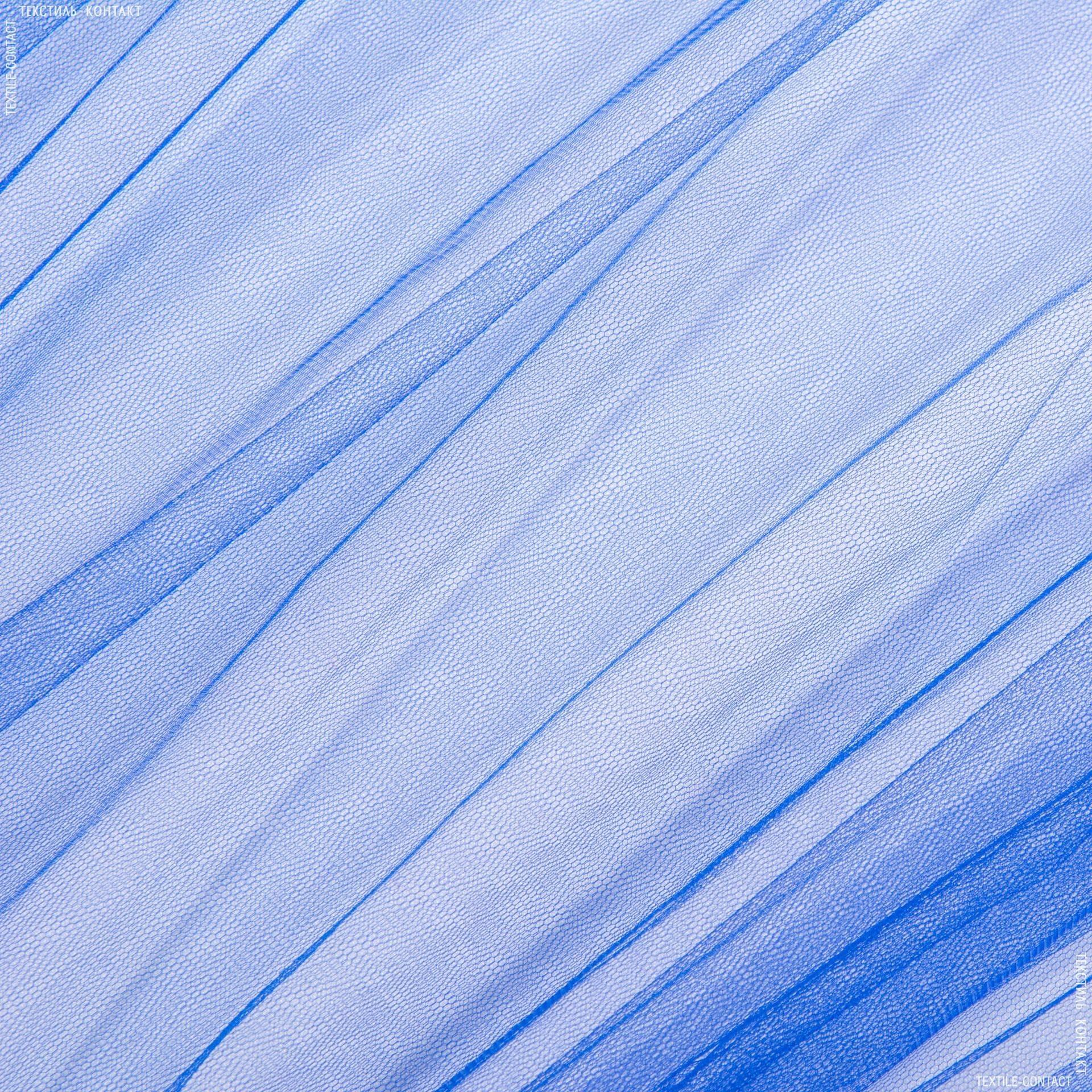 Ткани для платьев - Фатин мягкий электрик