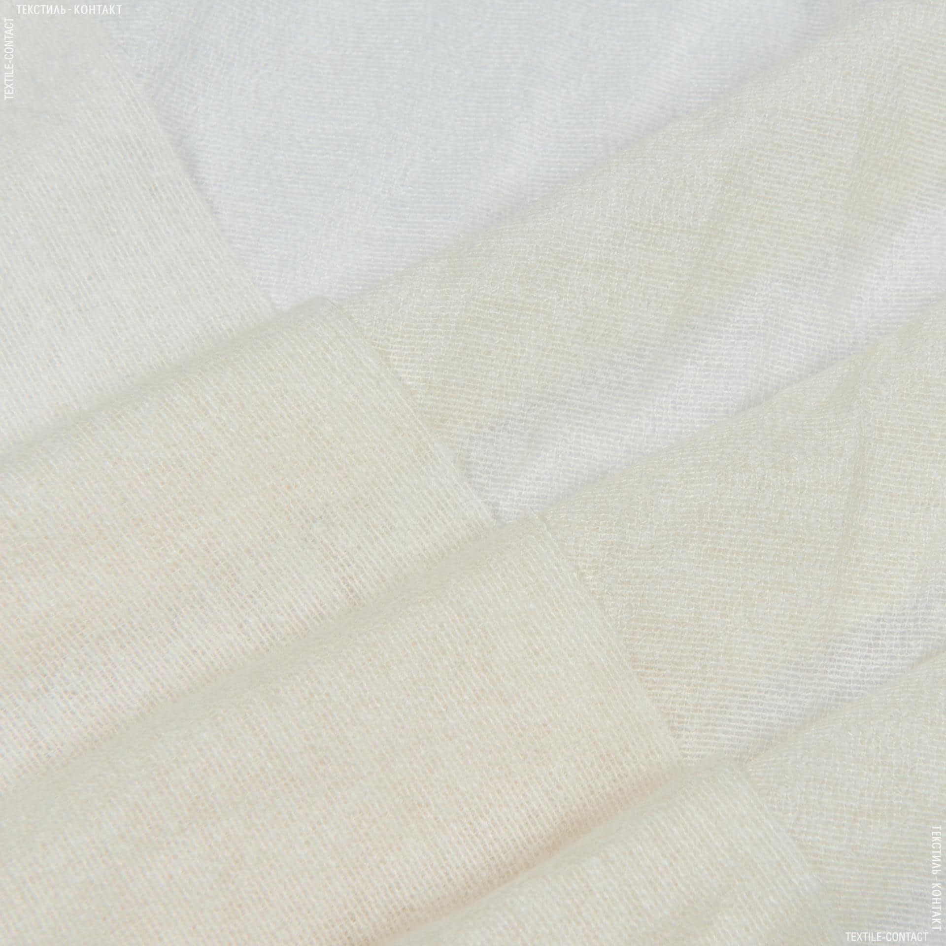 Тканини дублірин, флізелін - Дублірин трик. білий 80г/м