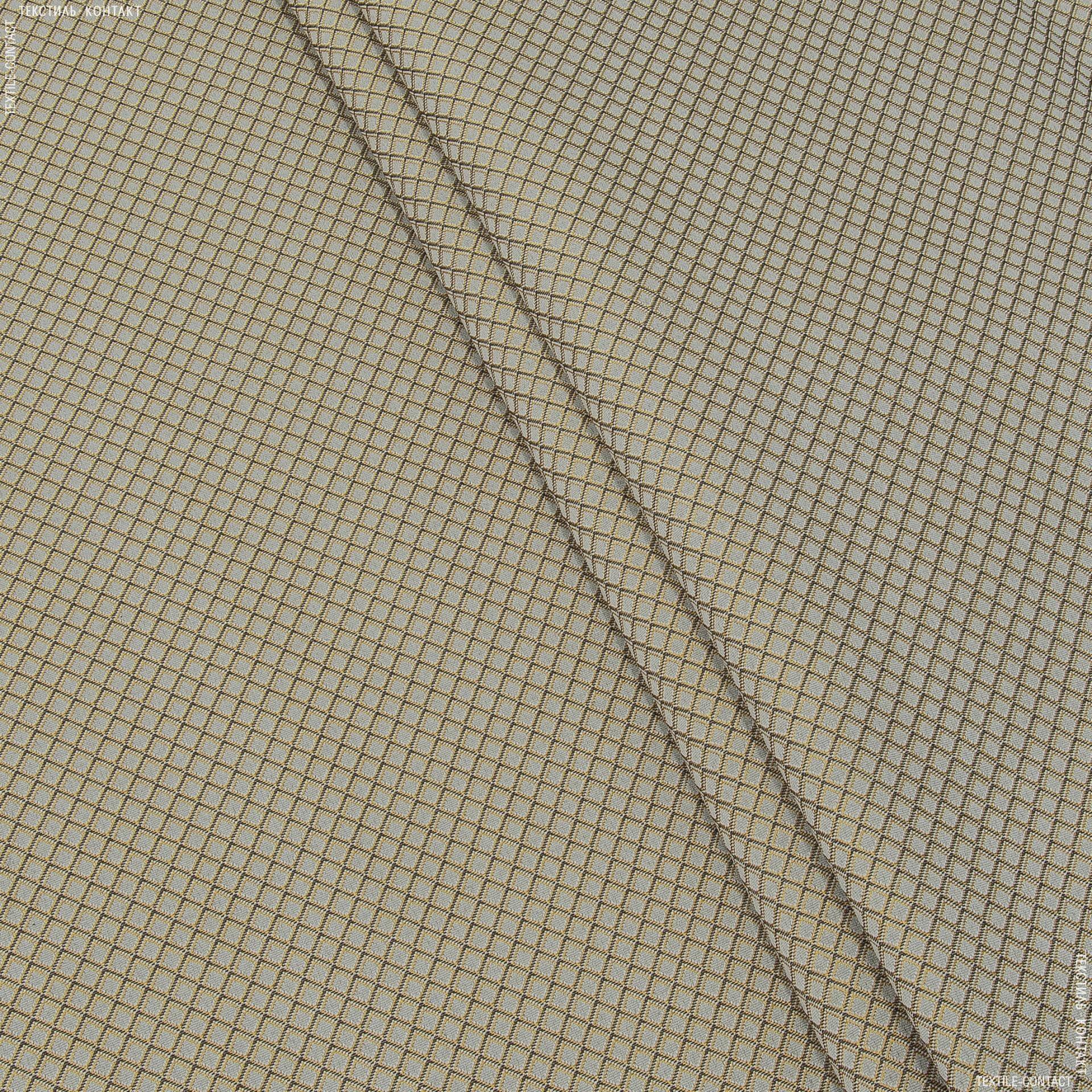 Тканини портьєрні тканини - Декор армавір,ромб,т.бєж