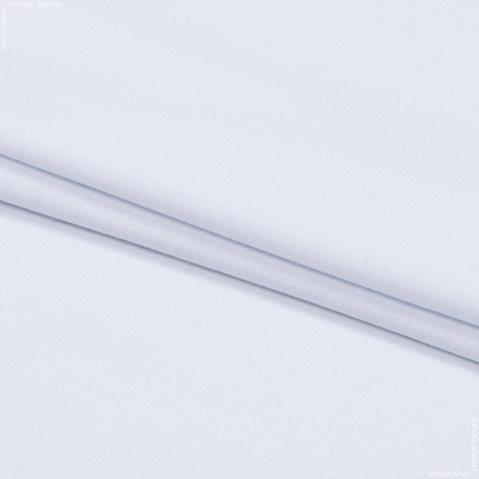 Тканини кулірні - Кулірне полотно  100см х 2 білий