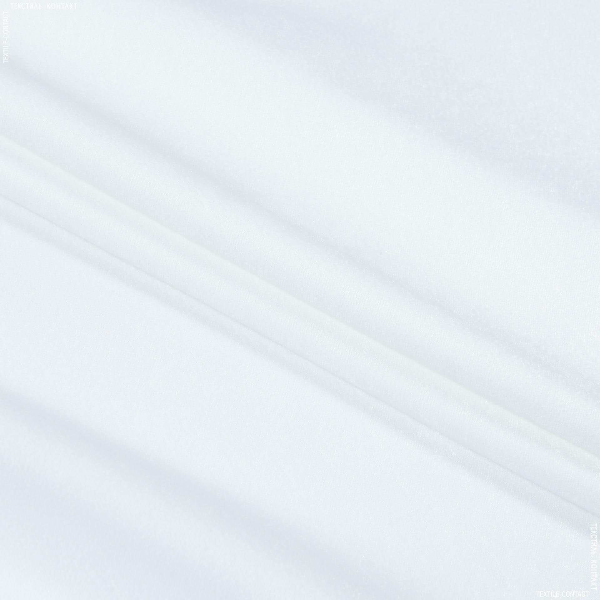 Тканини портьєрні тканини - Чін-чіла софт мрамор/soft білий