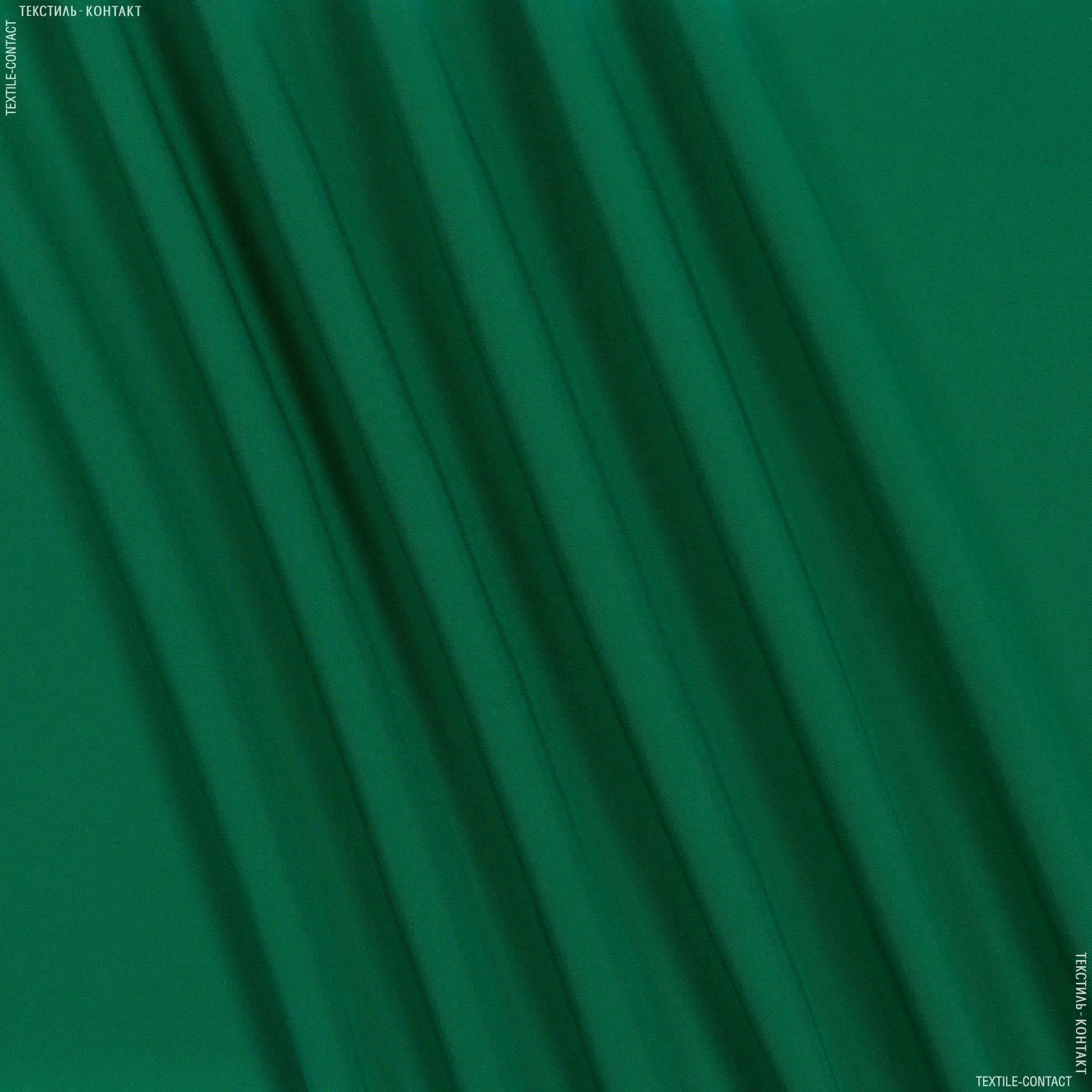 Ткани для брюк - Костюмная тесла-1 зеленый