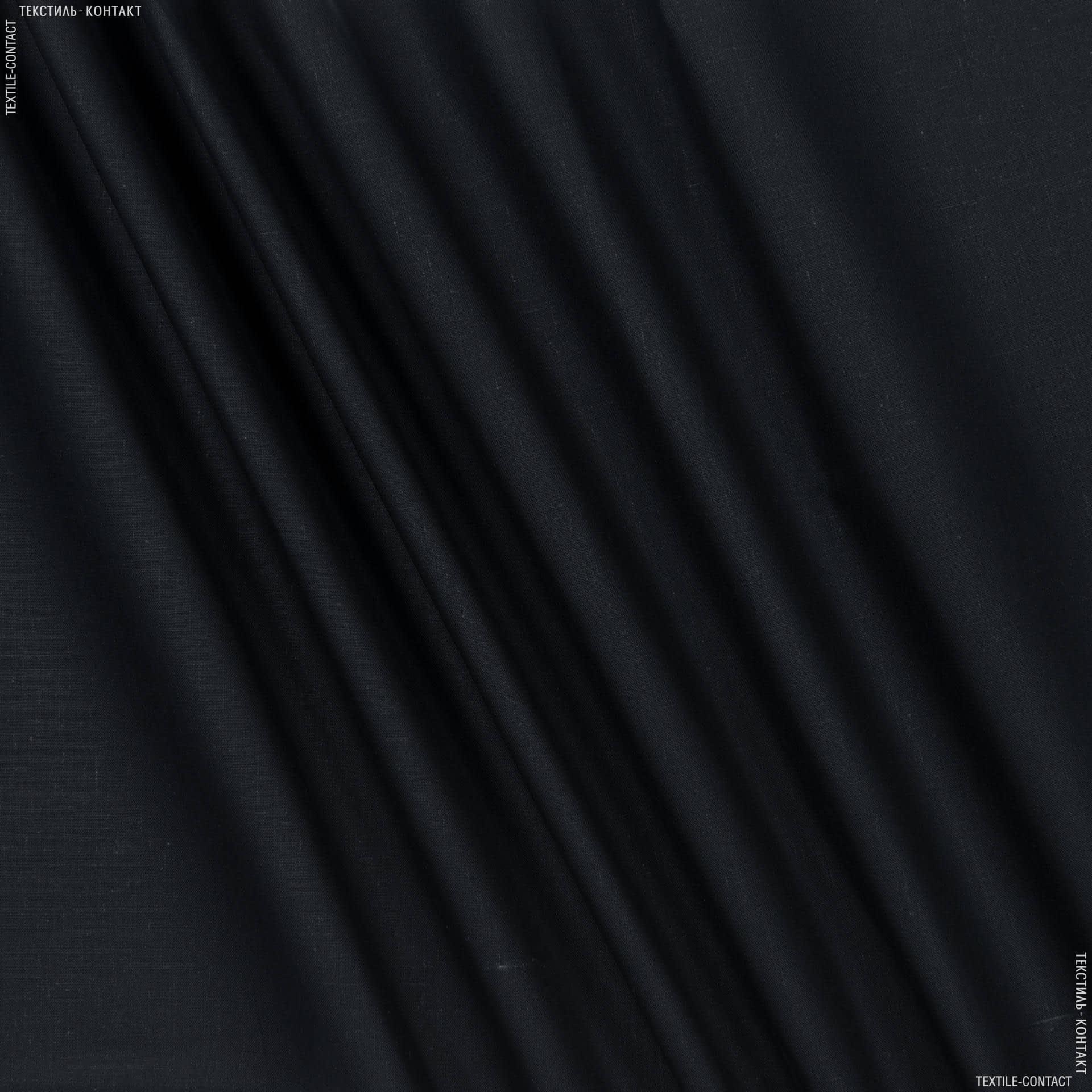 Ткани для постельного белья - Бязь гладкокрашеная голд dw черный