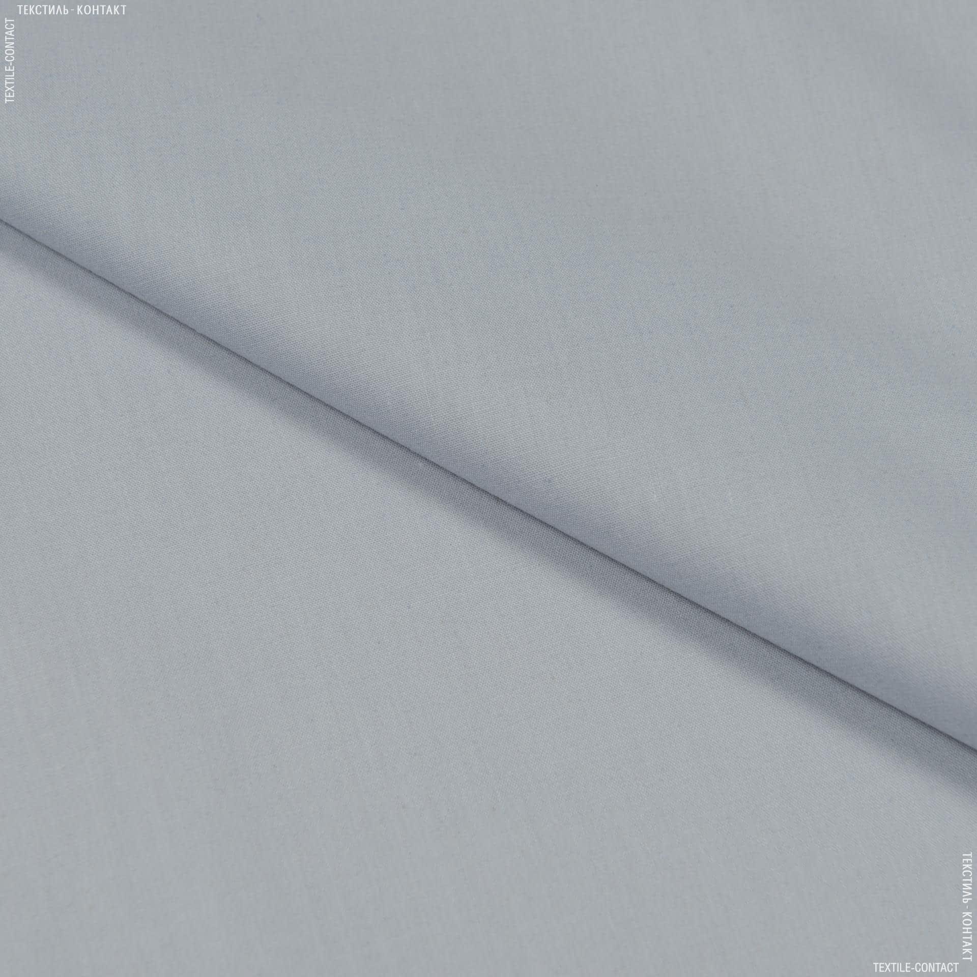 Ткани для мед. одежды - Сорочечная серый