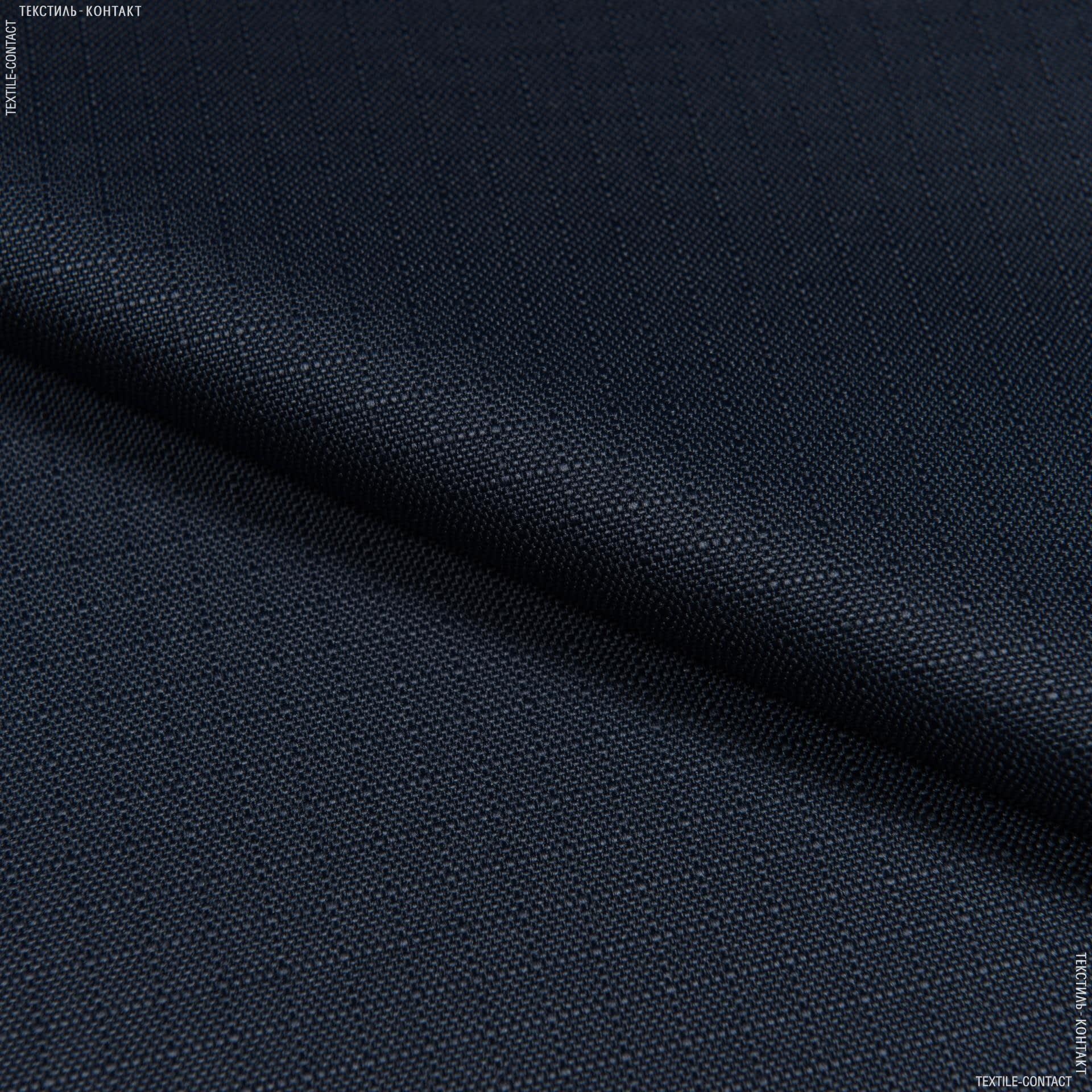 Ткани для палаток - Оксфорд-215 рип-стоп т./синий