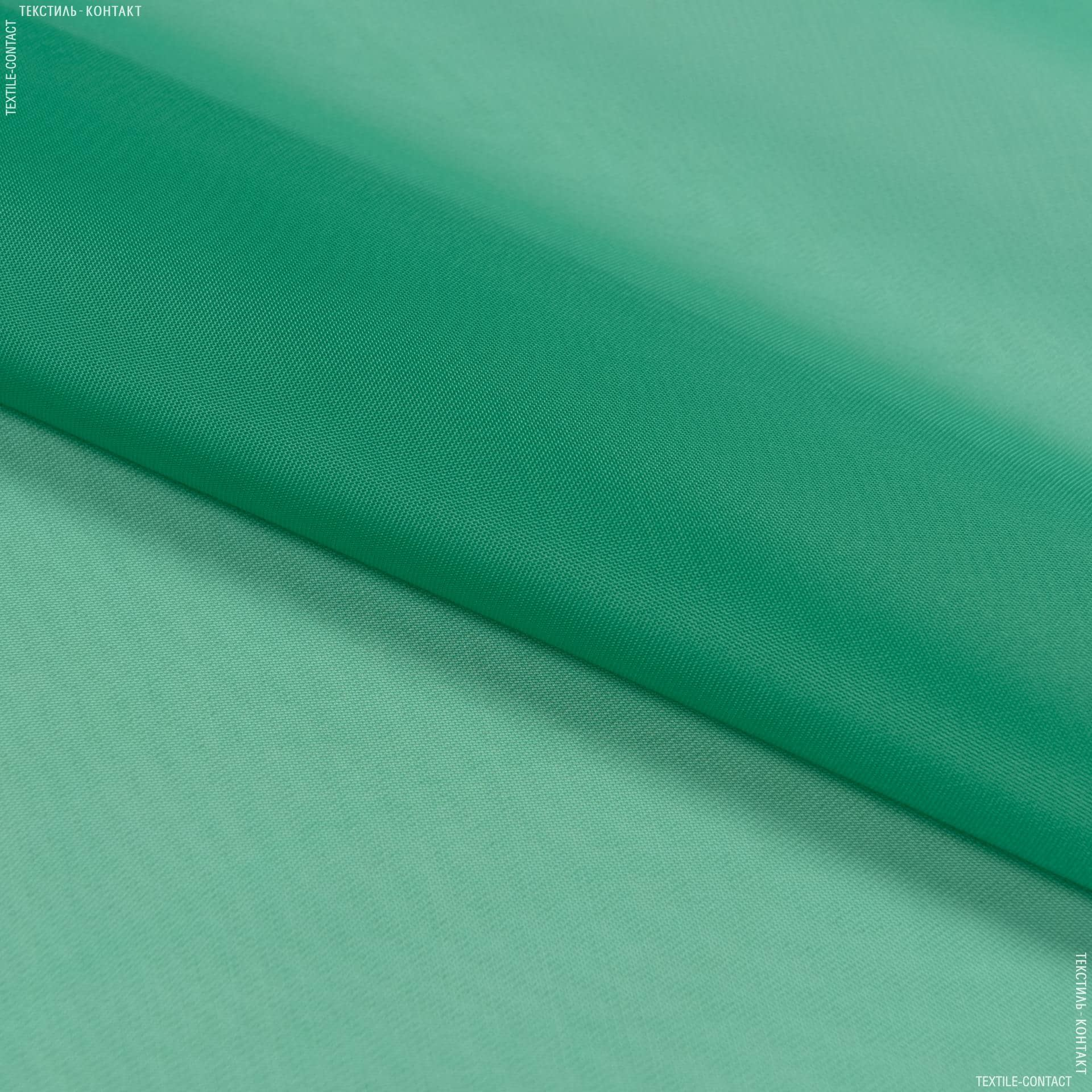 Тканини horeca - Тюль вуаль / лісовий зелений (аналог 66642)